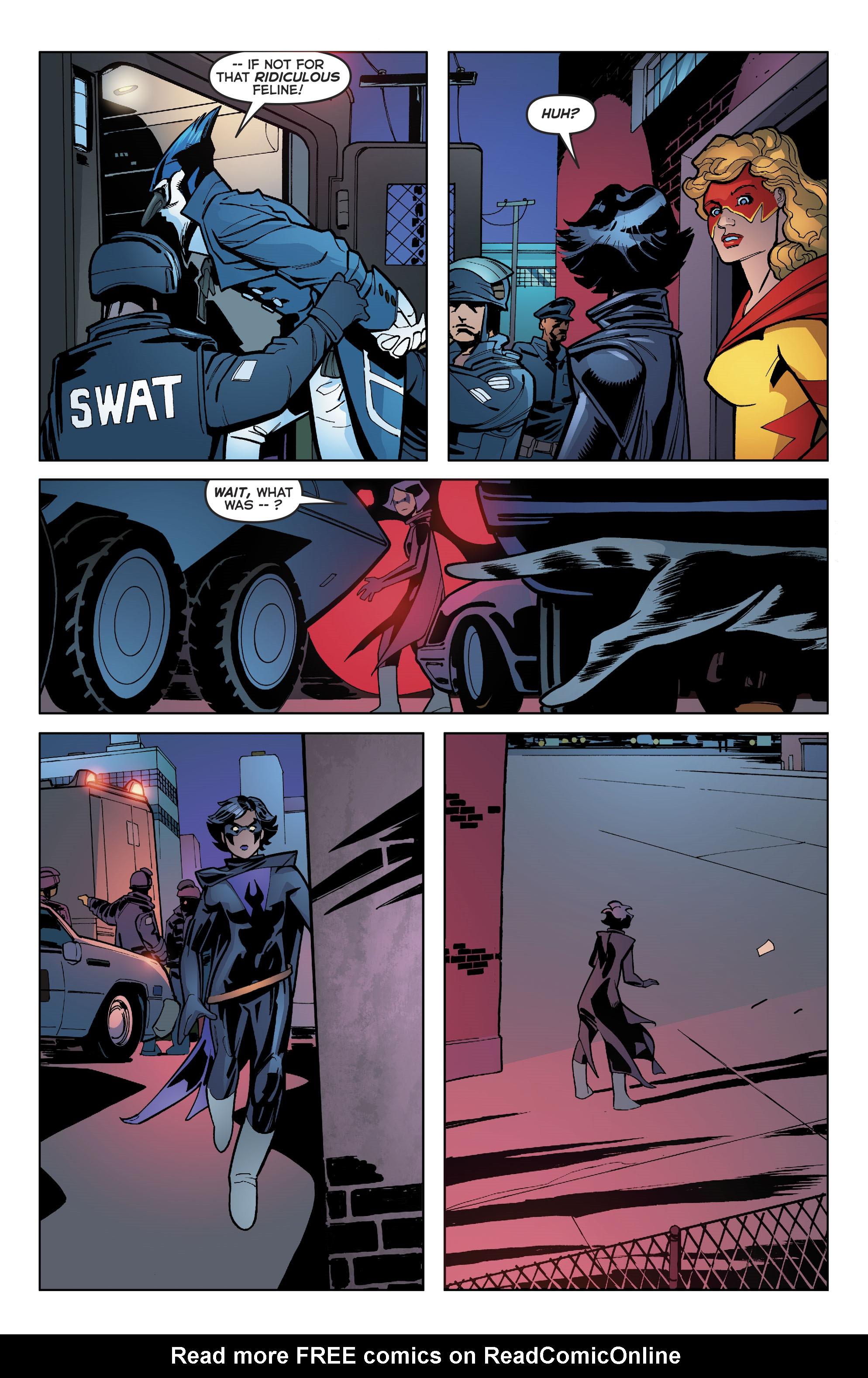Read online Astro City comic -  Issue #44 - 23