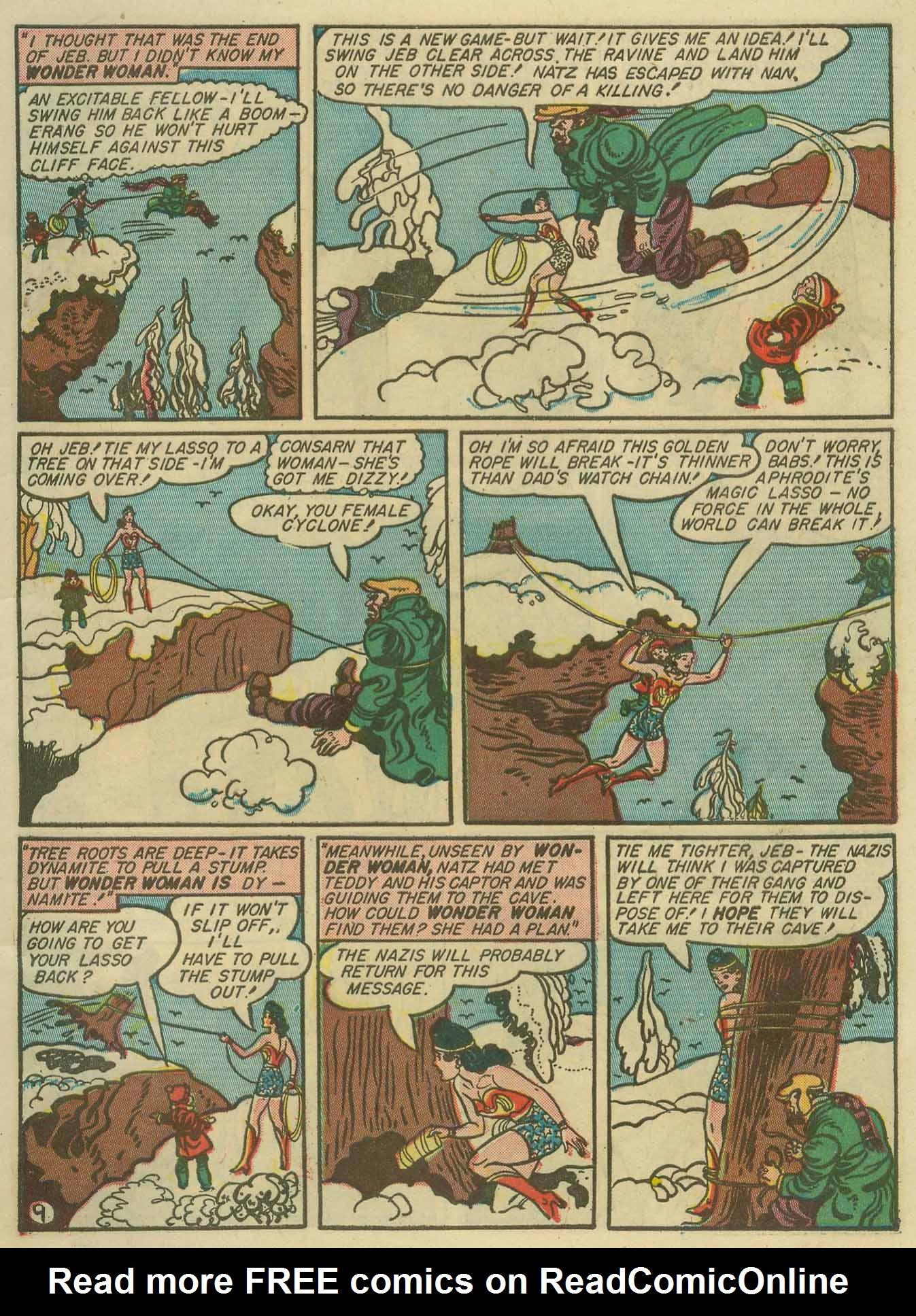 Read online Sensation (Mystery) Comics comic -  Issue #14 - 11