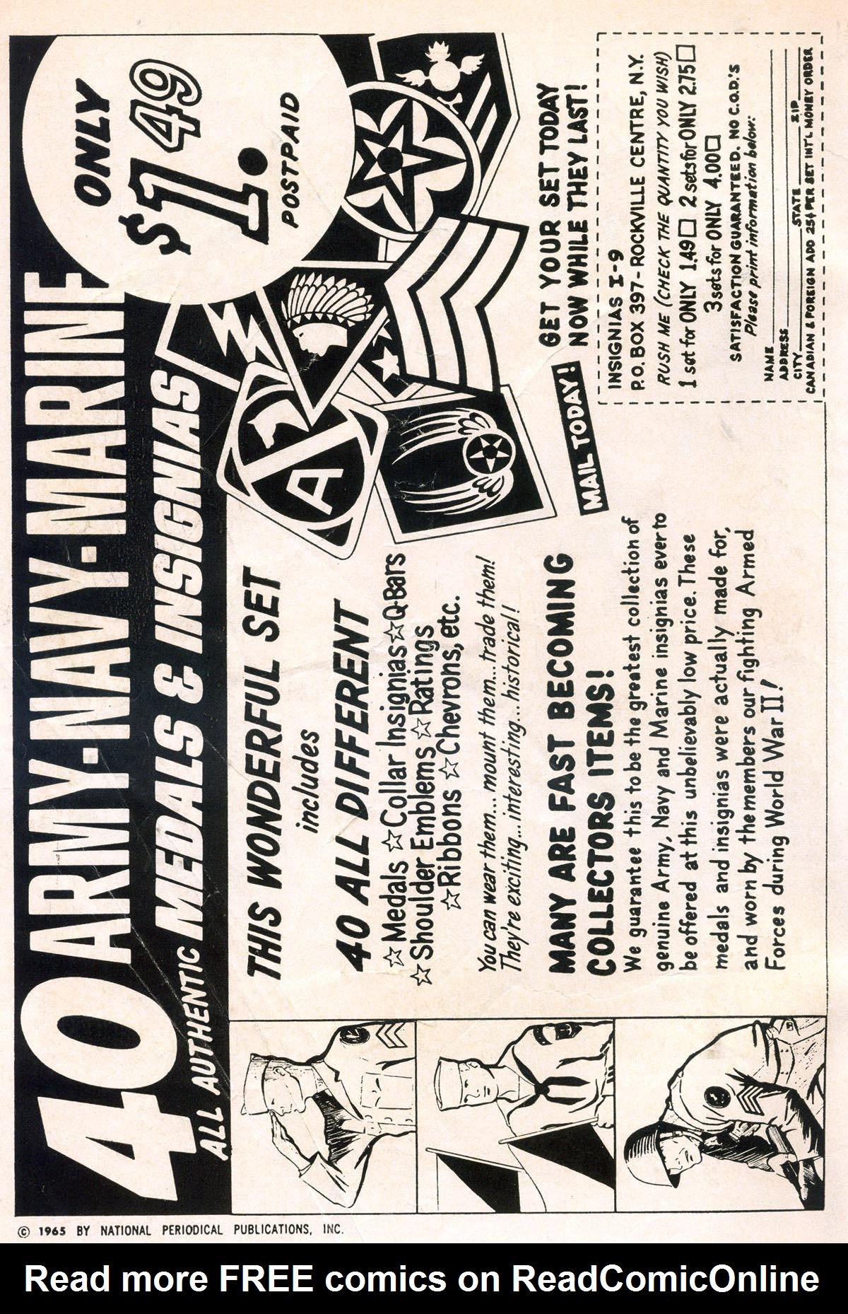 Read online Aquaman (1962) comic -  Issue #23 - 2