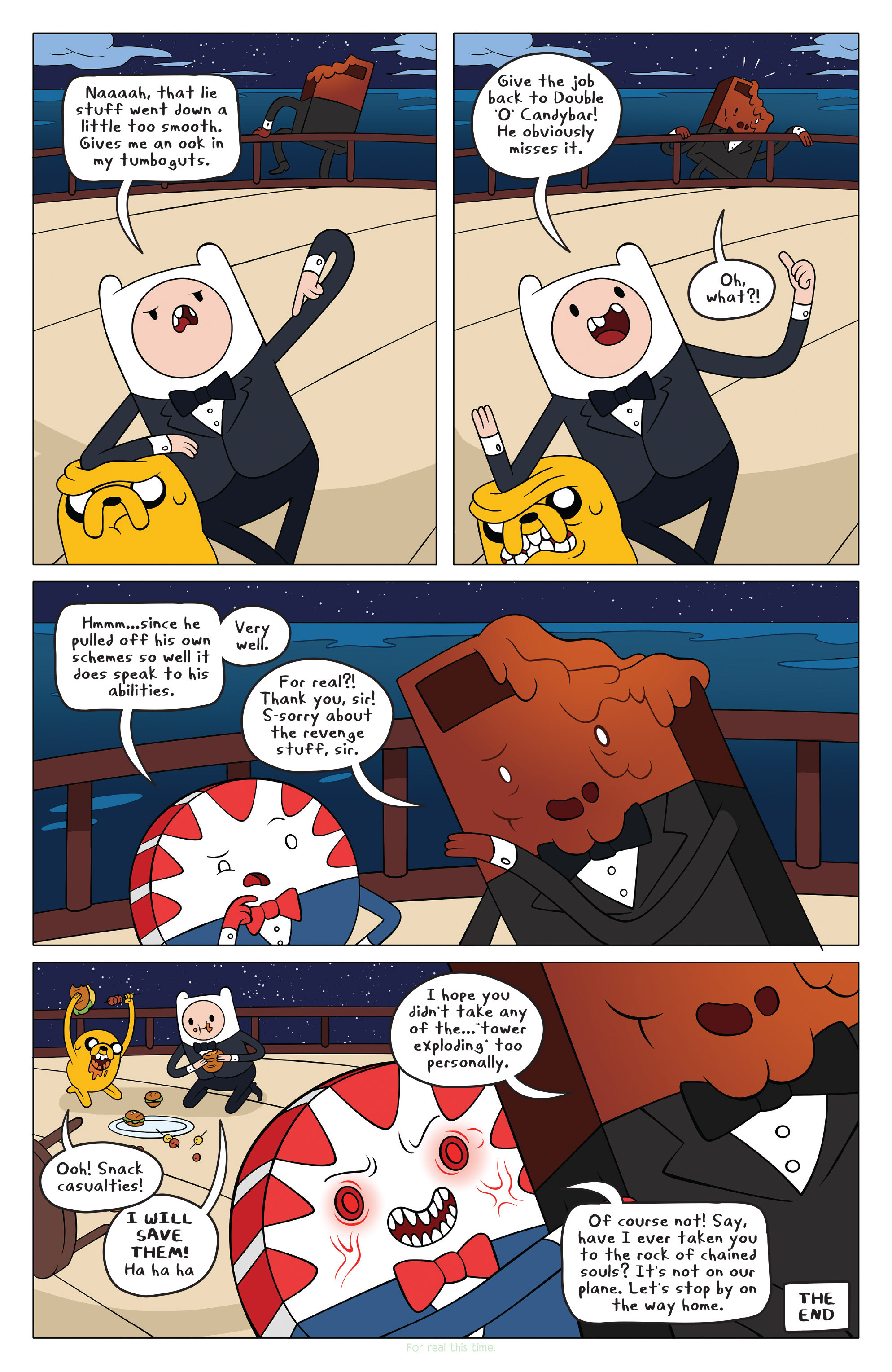 Adventure Time 44 Page 17