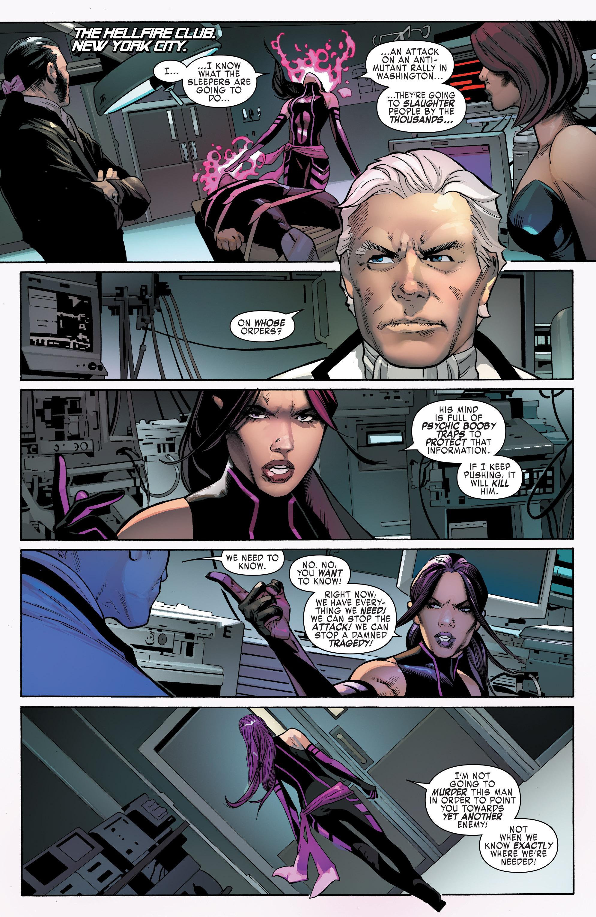 Read online Uncanny X-Men (2016) comic -  Issue #14 - 3