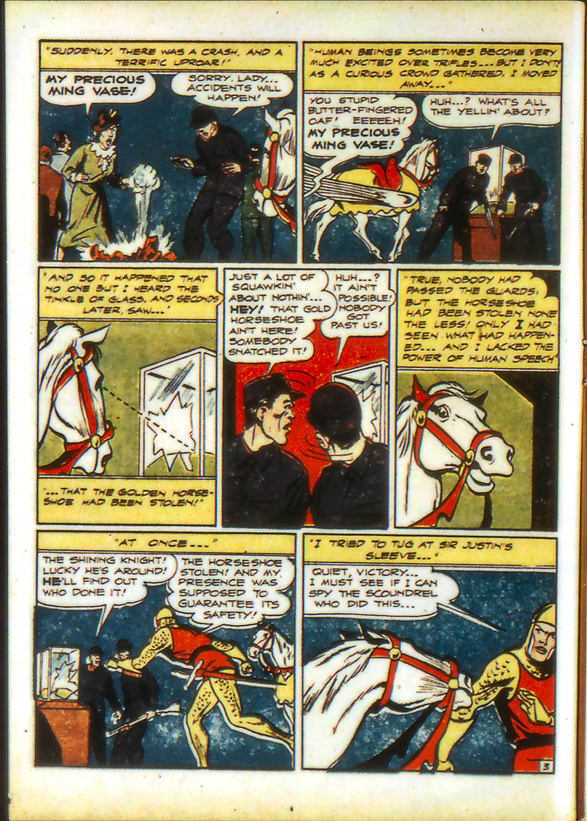Read online Adventure Comics (1938) comic -  Issue #89 - 22