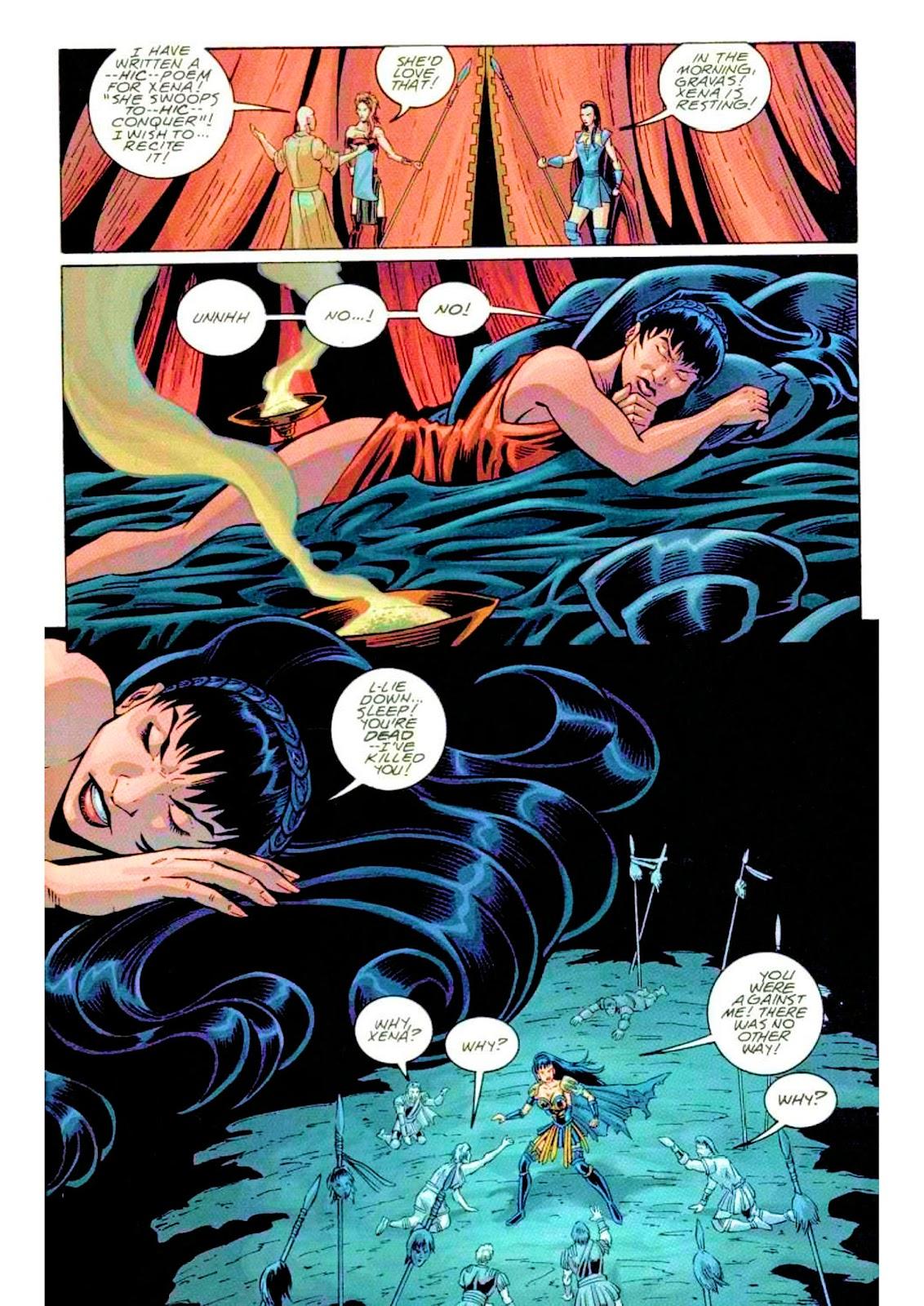 Xena: Warrior Princess (1999) Issue #2 #2 - English 11