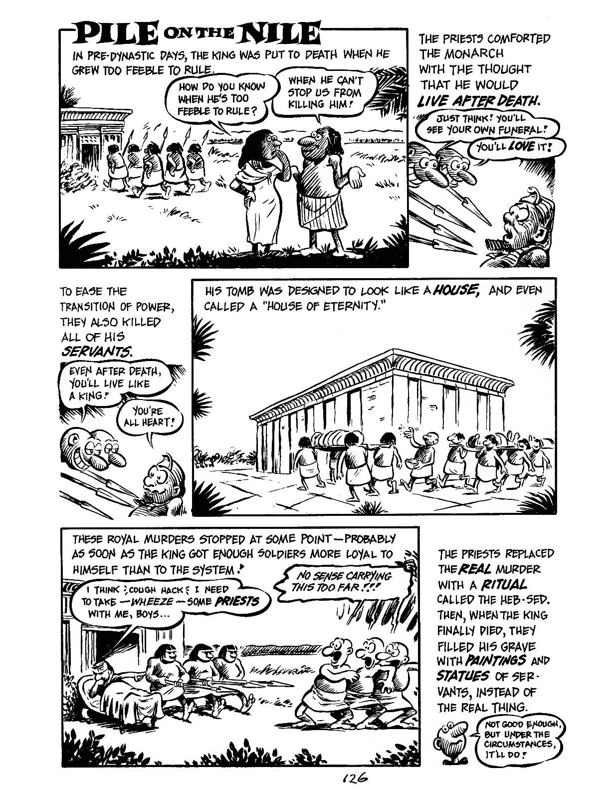 Read online The Cartoon History of the Universe comic -  Issue #3 - 26
