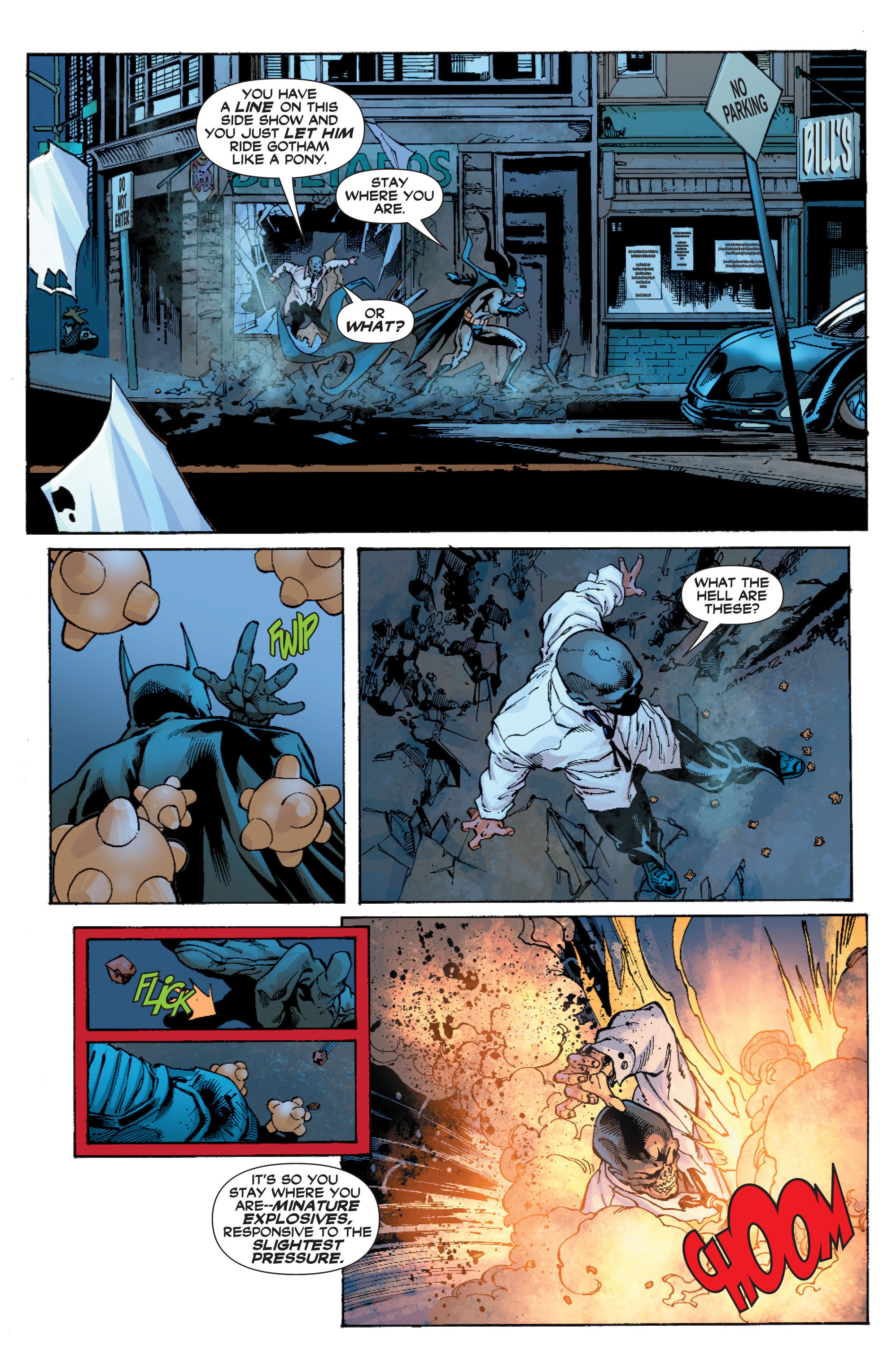 Read online Batman: Under The Red Hood comic -  Issue # Full - 285