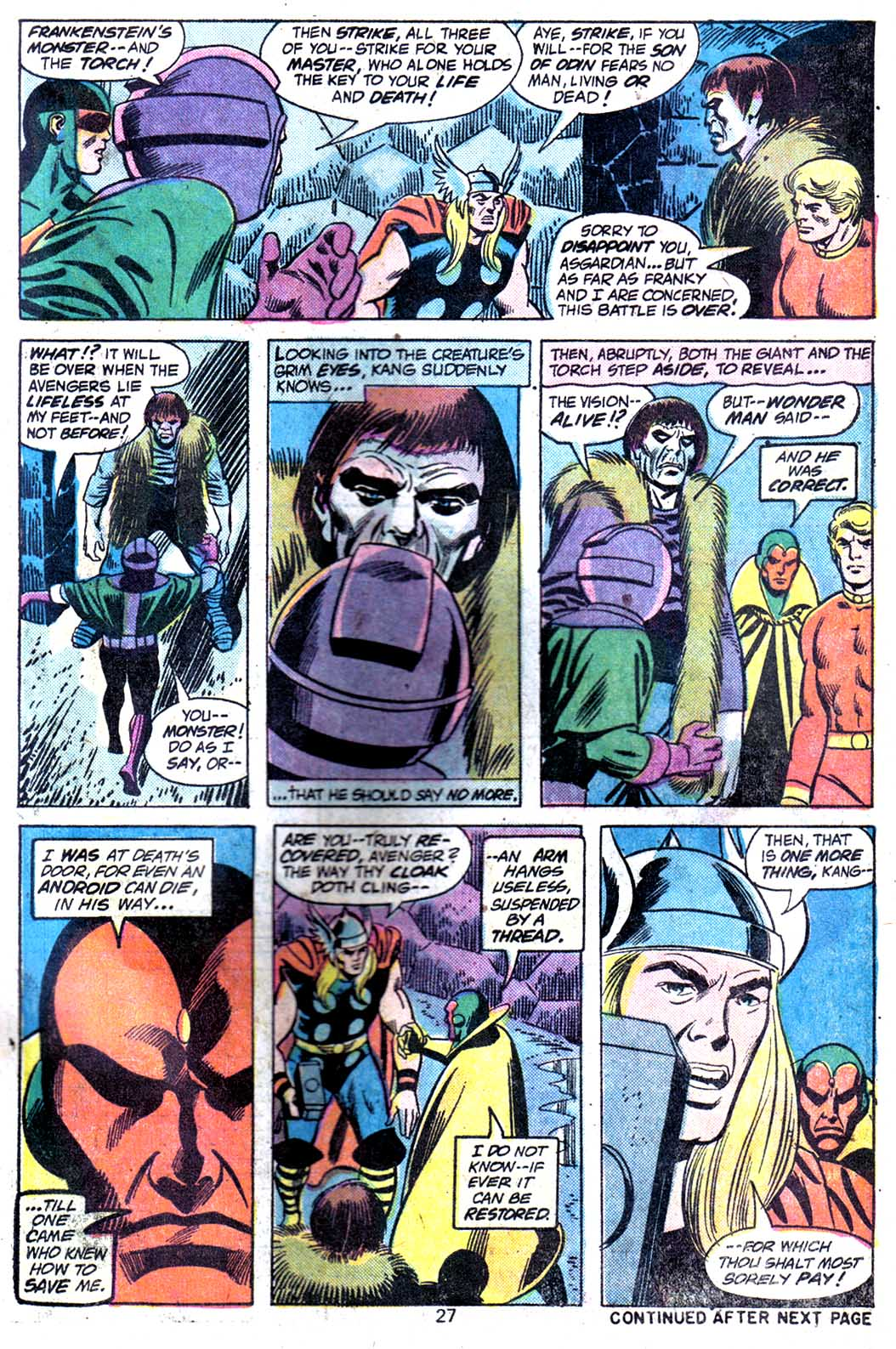 Giant-Size Avengers (1974) issue 3 - Page 29