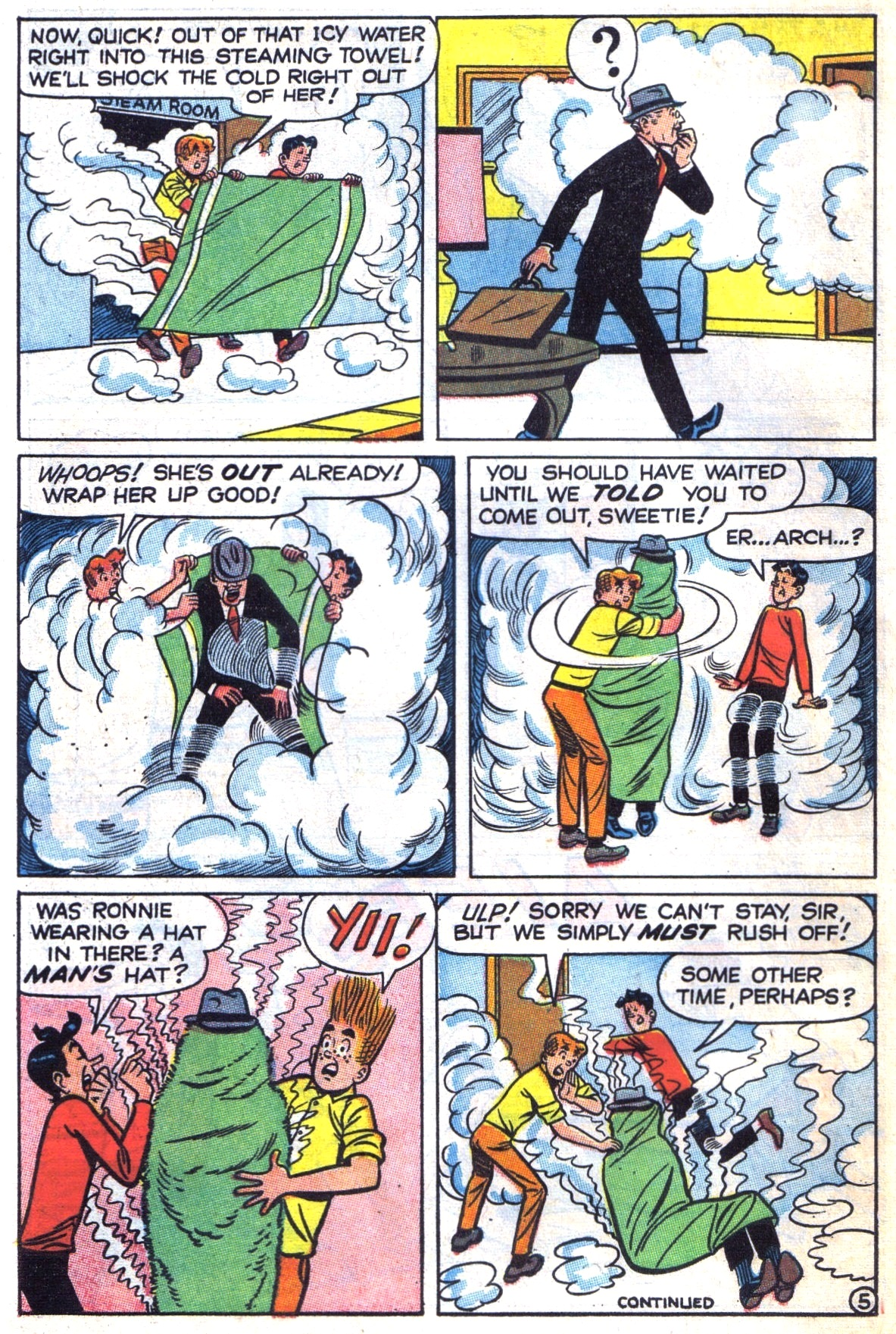 Read online Archie (1960) comic -  Issue #181 - 24
