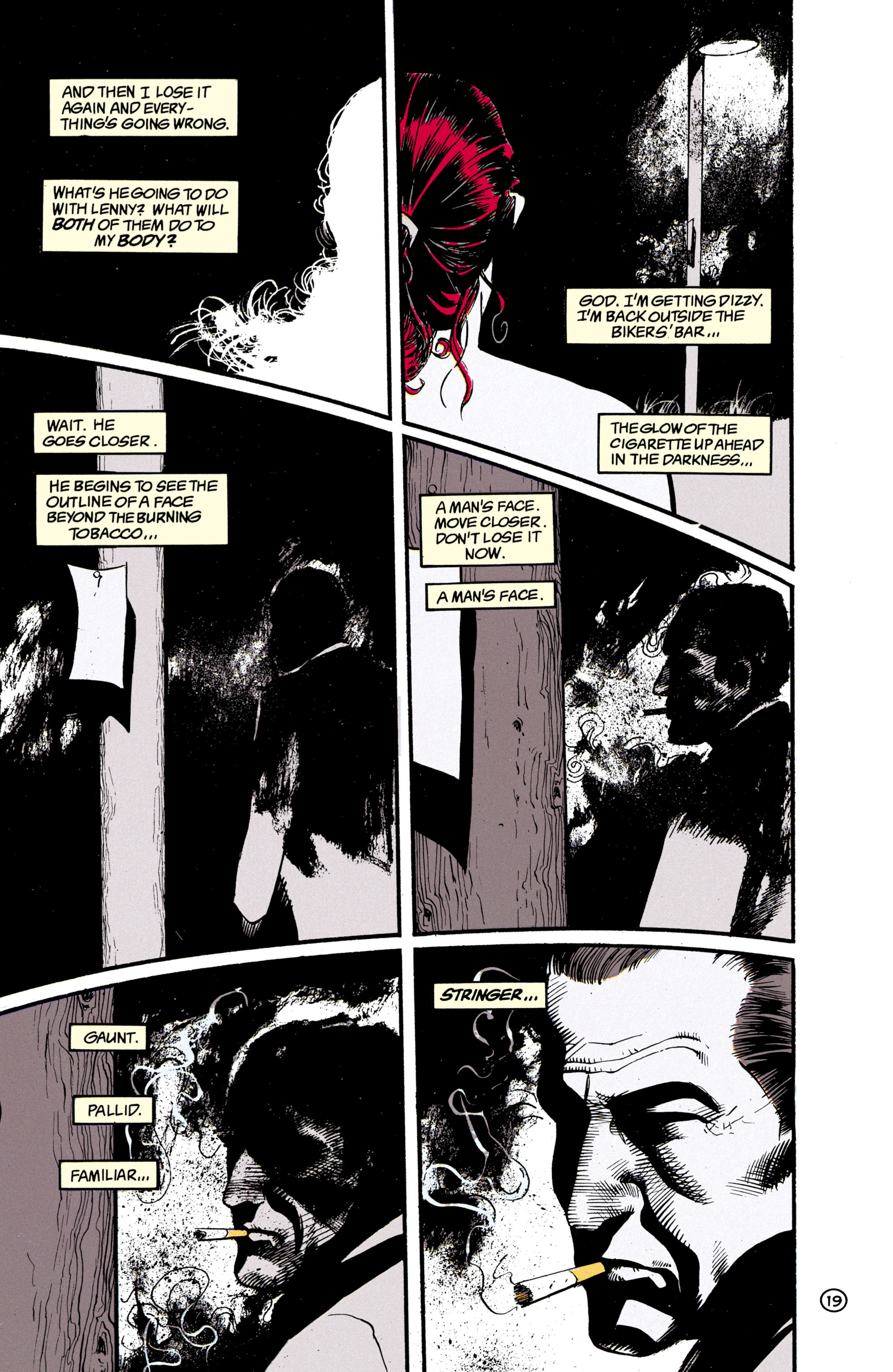 Read online Shade, the Changing Man comic -  Issue #21 - 20