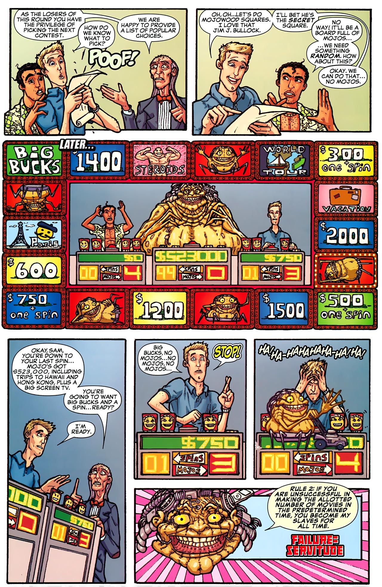 Read online Astonishing Tales (2009) comic -  Issue #2 - 30