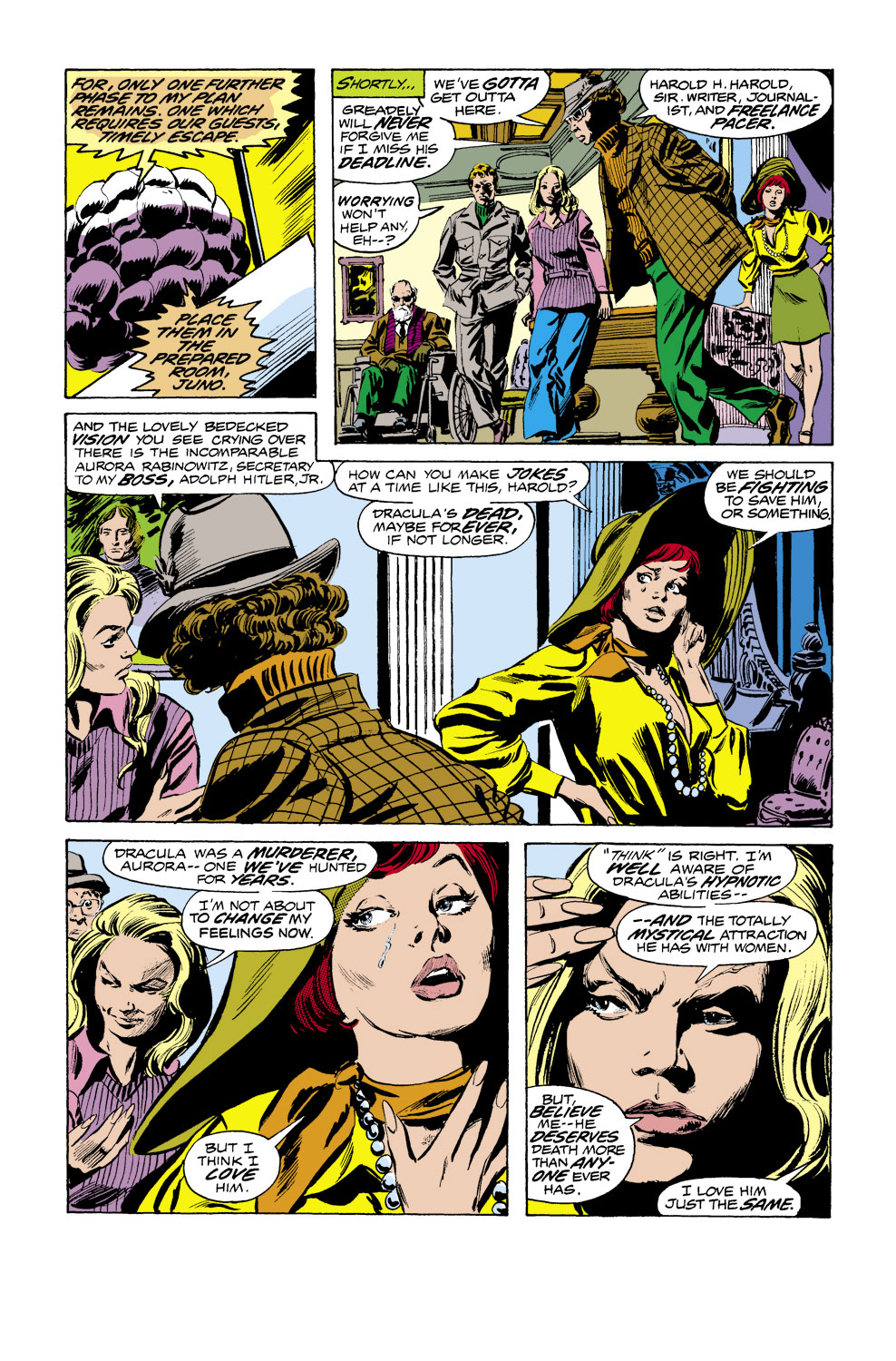 Tomb of Dracula (1972) issue 39 - Page 15