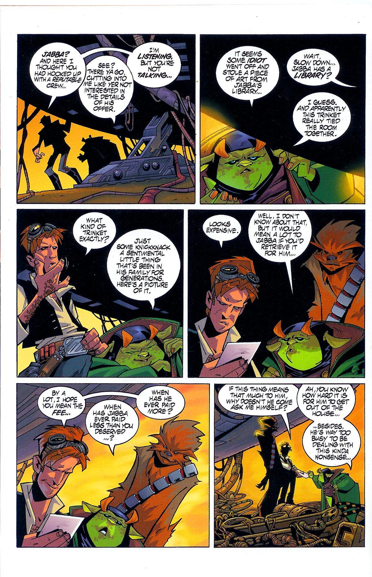 Read online Star Wars Omnibus comic -  Issue # Vol. 12 - 105