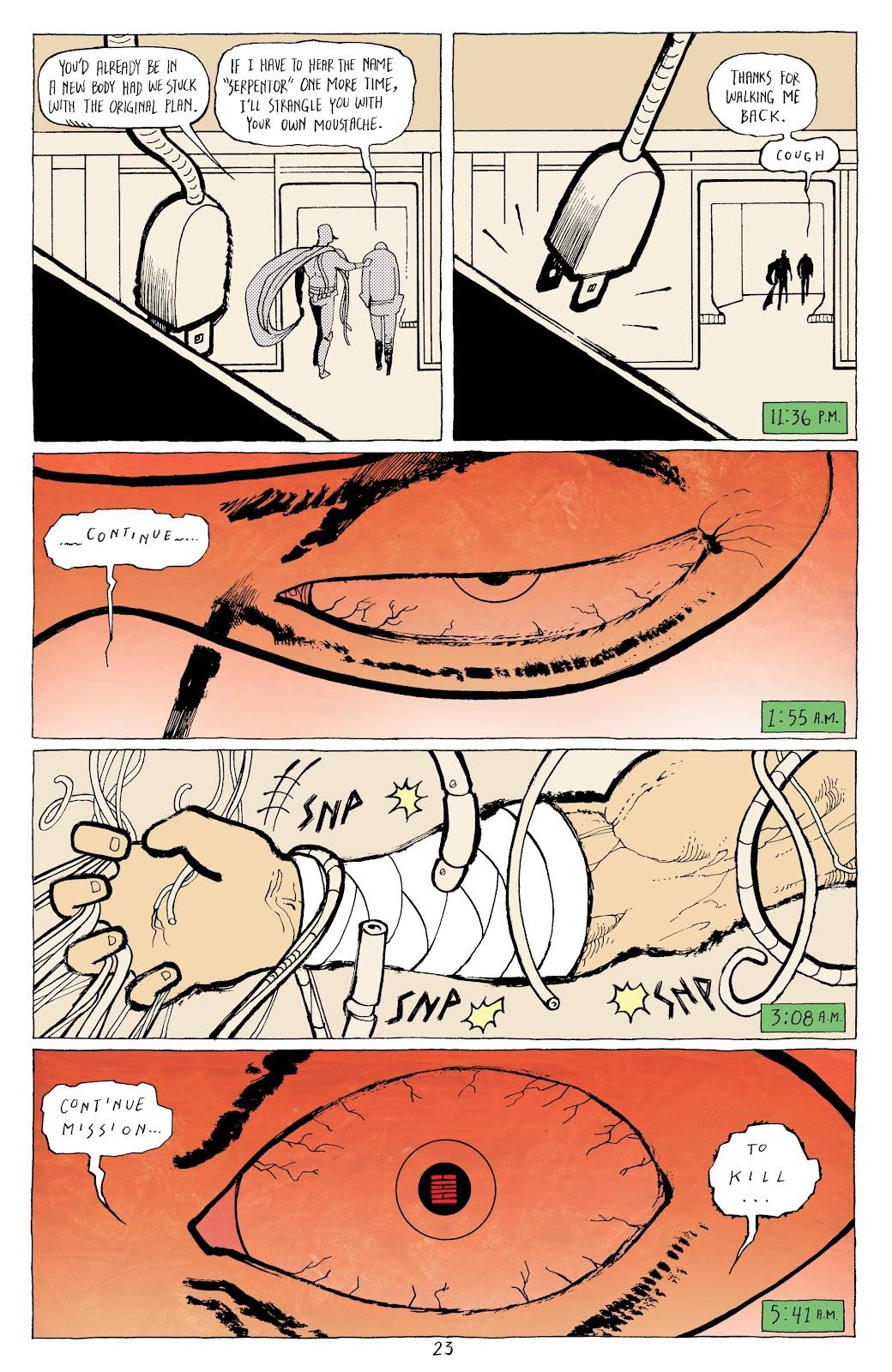 Read online G.I. Joe: Sierra Muerte comic -  Issue #2 - 25