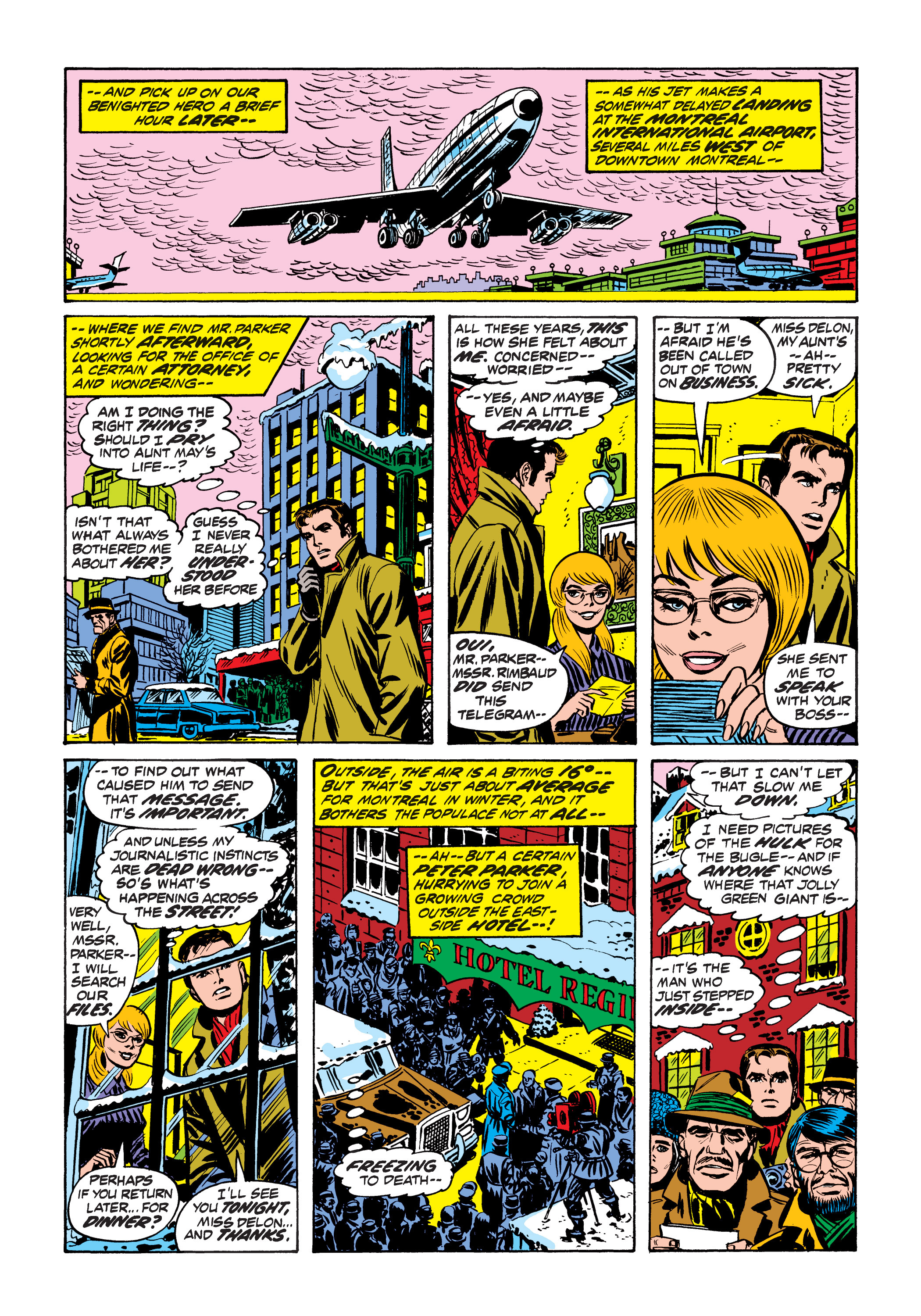 The Amazing Spider-Man (1963) 119 Page 8