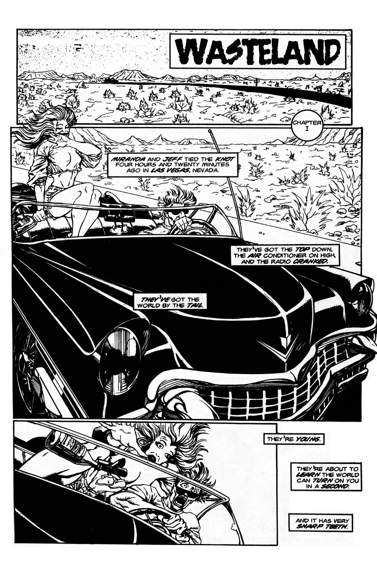 Read online Dr. Weird (1997) comic -  Issue #1 - 3