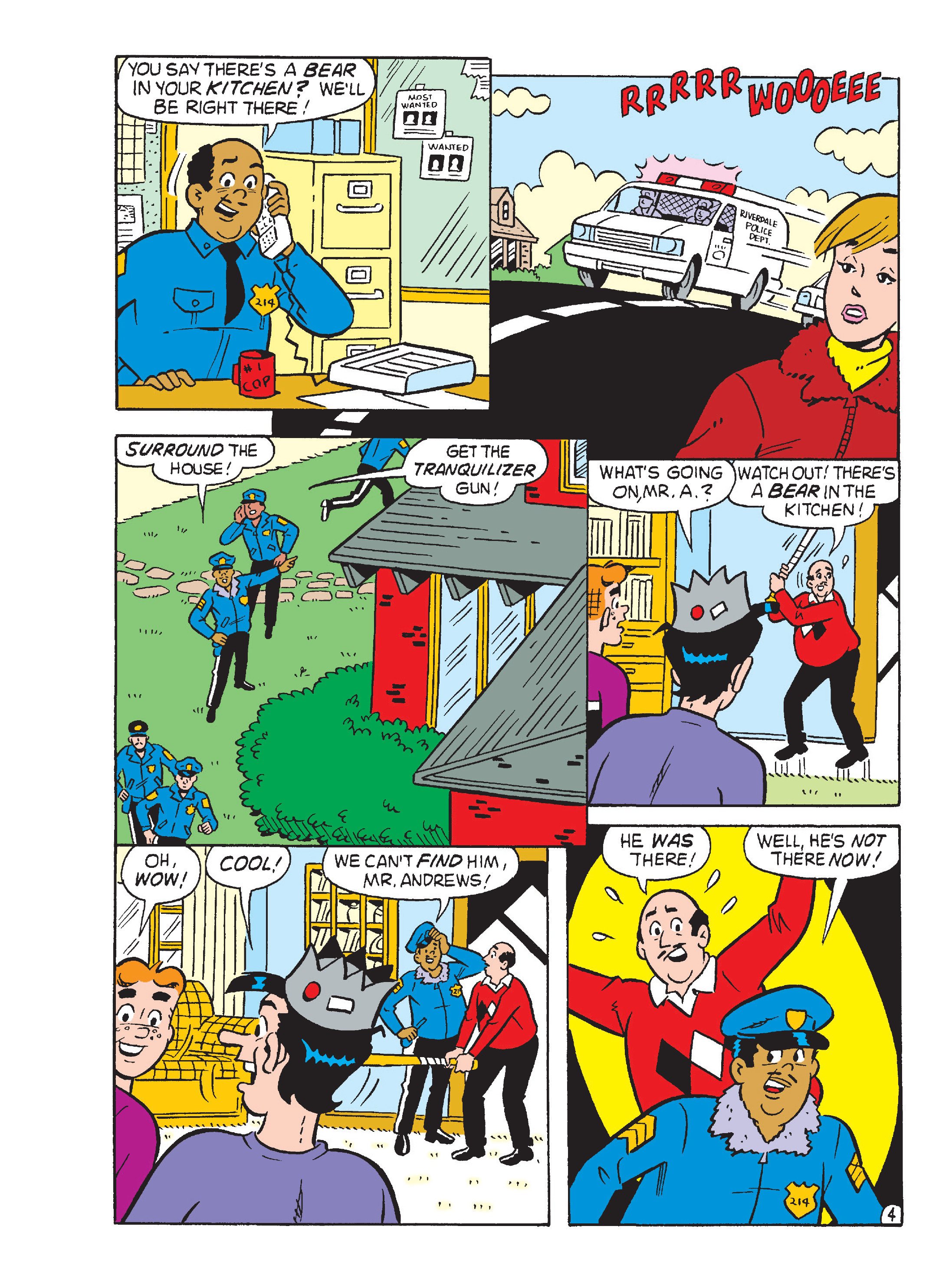 Read online World of Archie Double Digest comic -  Issue #64 - 123