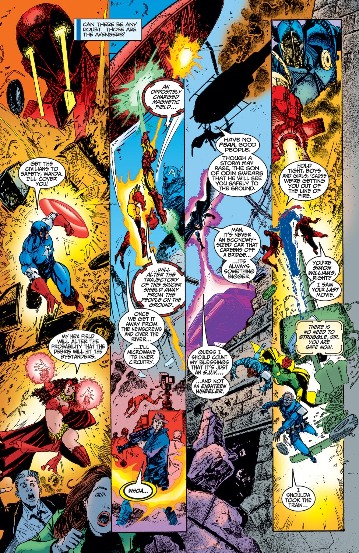 Read online Avengers (1998) comic -  Issue #Avengers (1998) Annual - 33