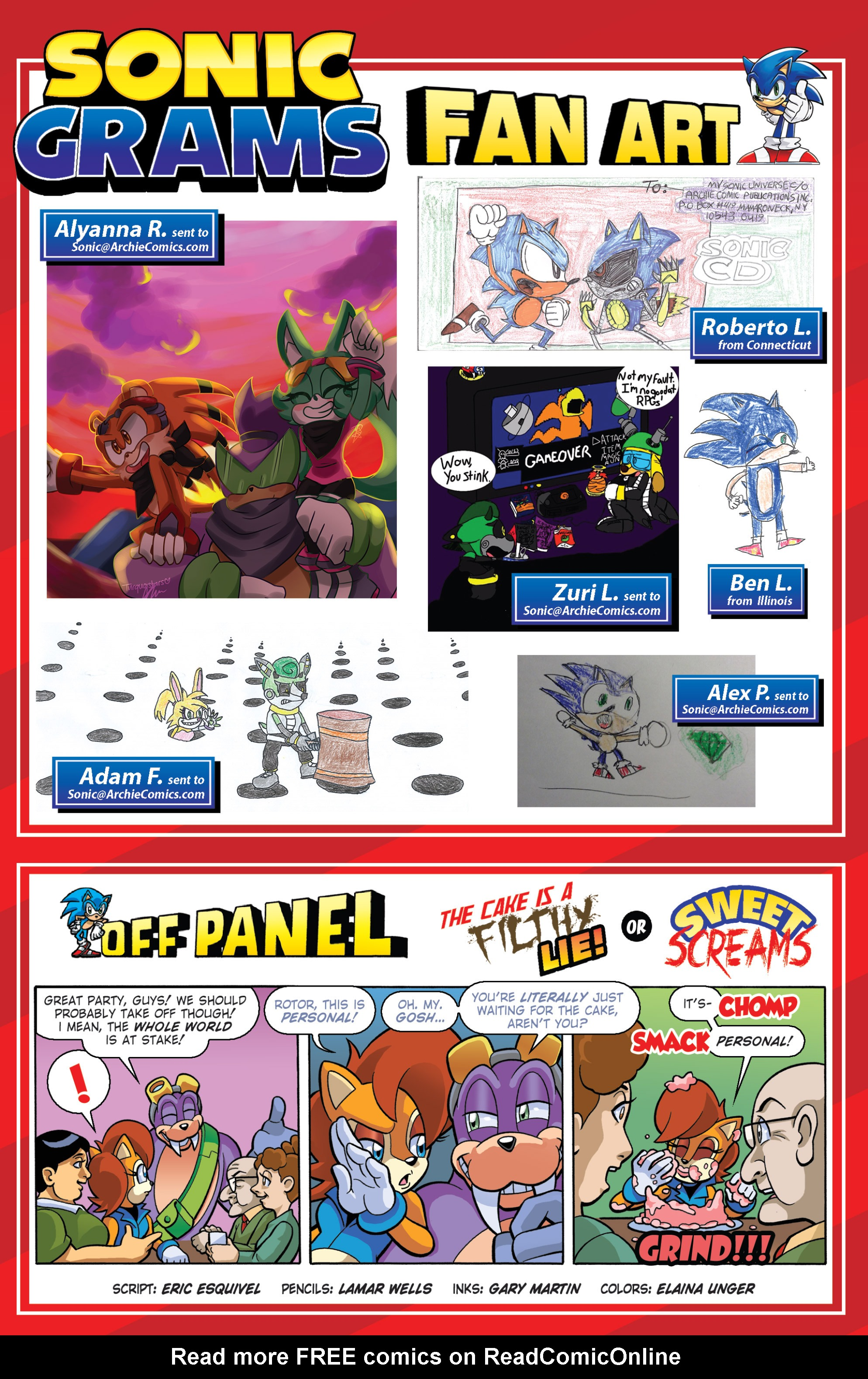 Read online Sonic The Hedgehog comic -  Issue #280 - 24