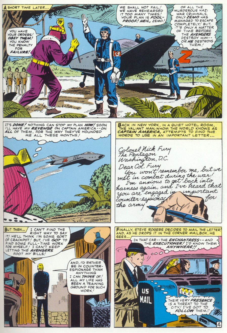 The Avengers (1963) 15 Page 4