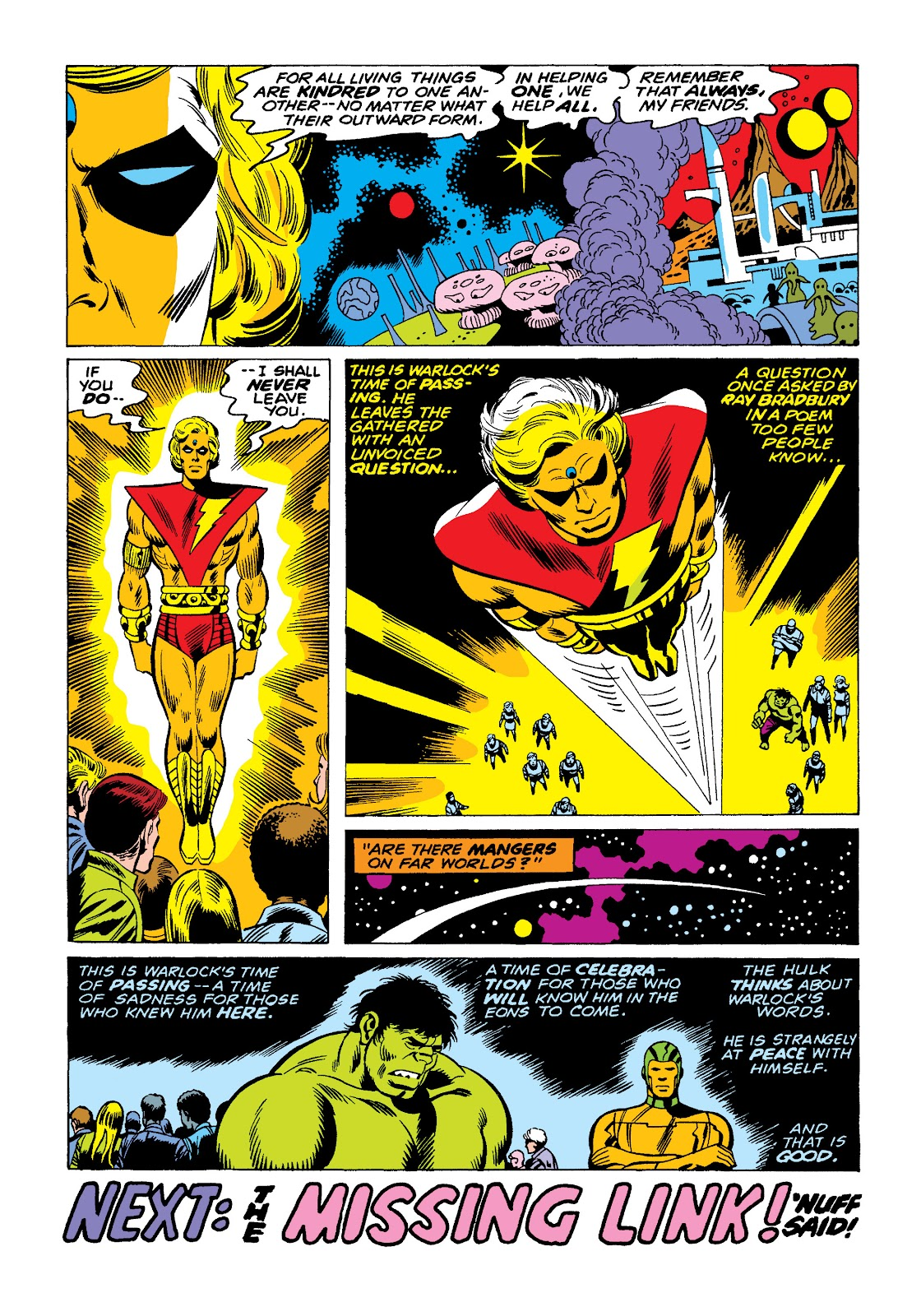 Read online Marvel Masterworks: The Incredible Hulk comic -  Issue # TPB 10 (Part 2) - 65