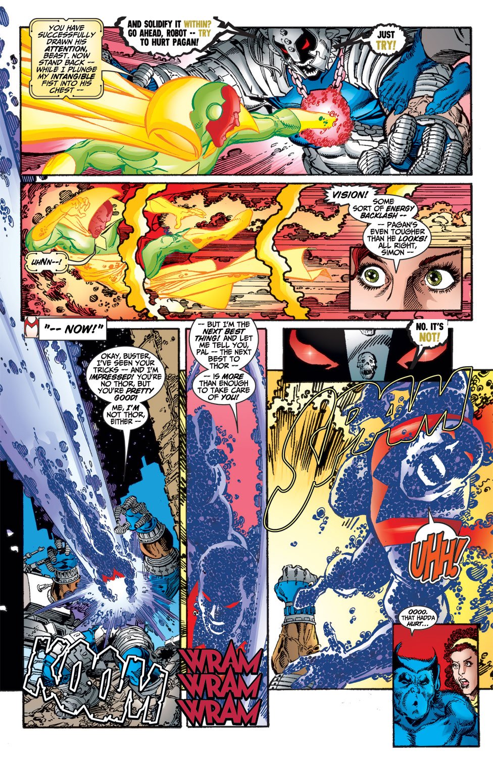 Read online Avengers (1998) comic -  Issue #14 - 16