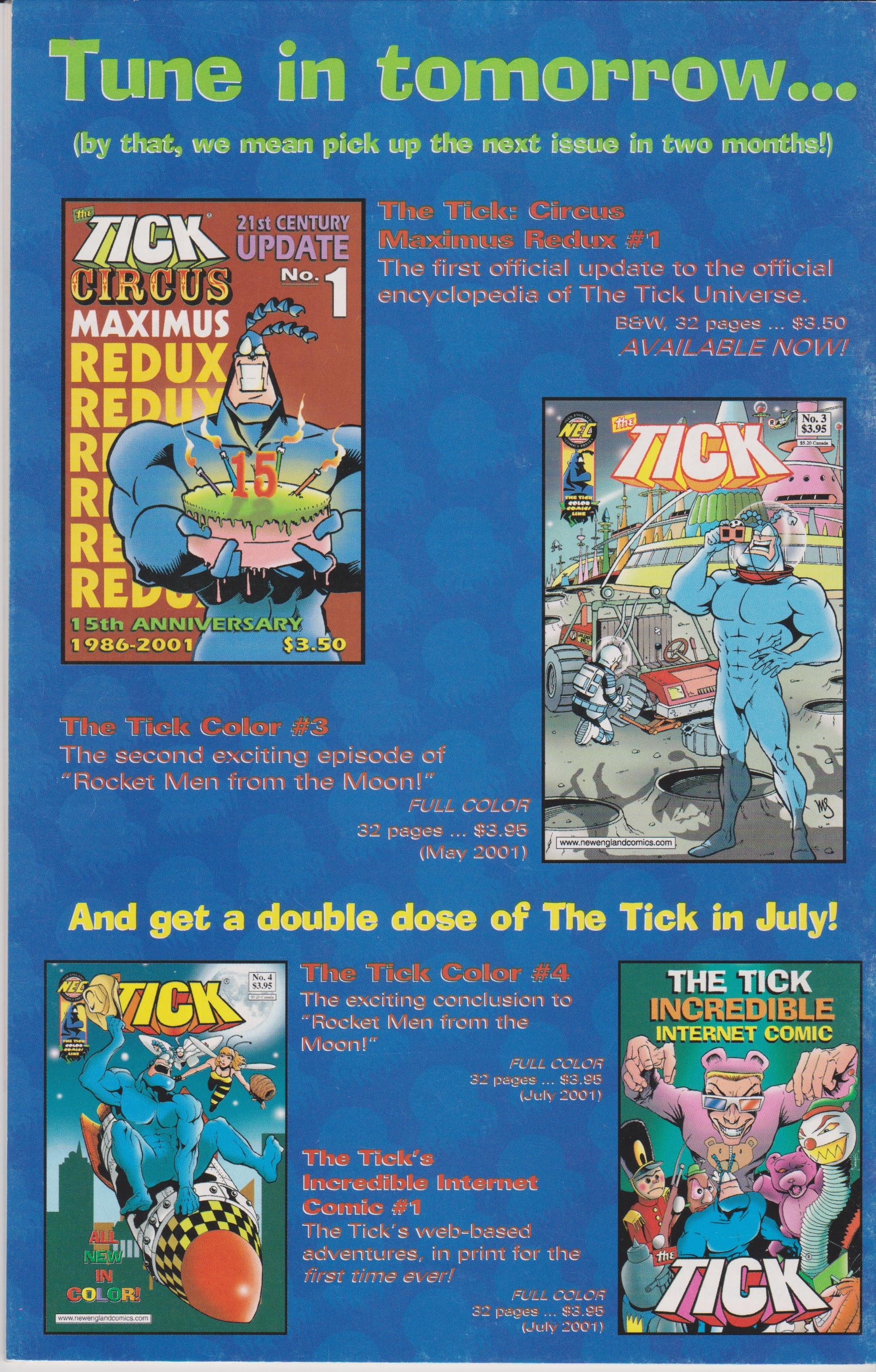 The Tick Color 2 Page 36
