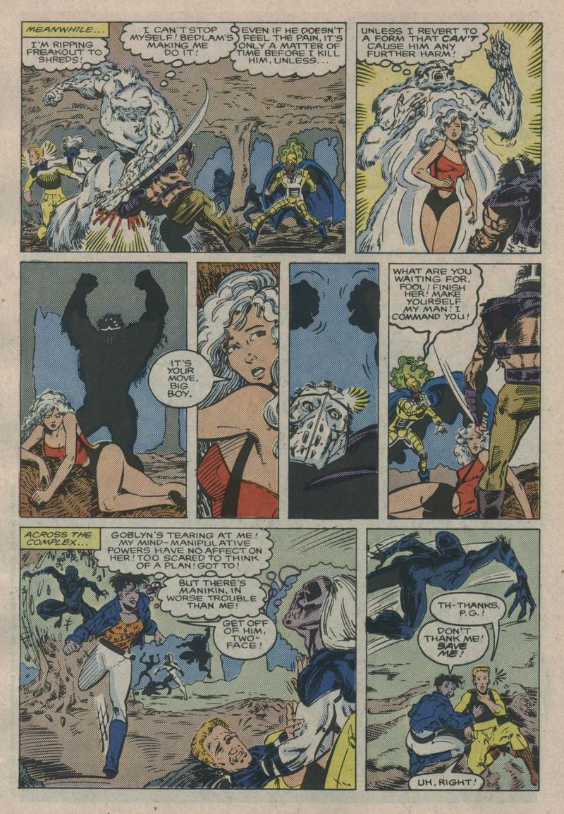 Read online Alpha Flight (1983) comic -  Issue #53 - 17