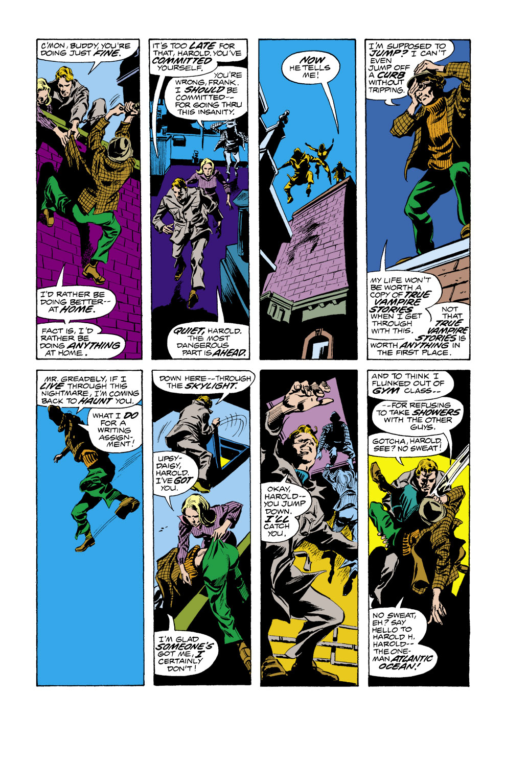 Tomb of Dracula (1972) issue 40 - Page 17