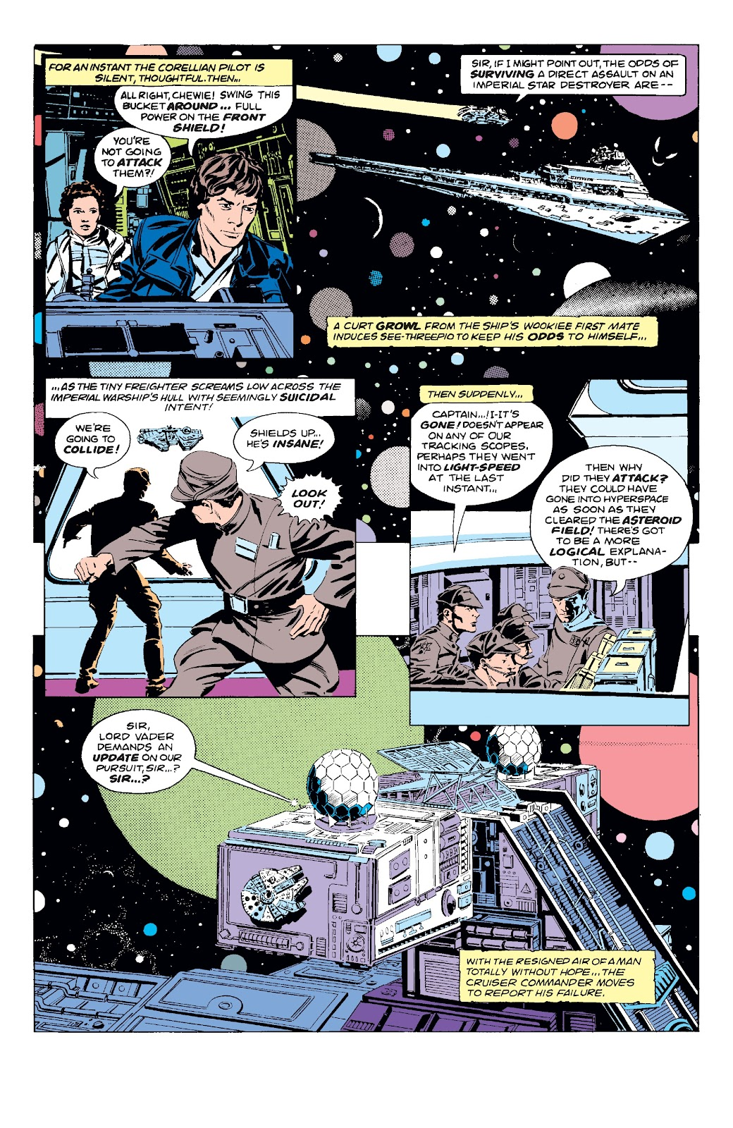 Read online Star Wars Legends: The Original Marvel Years - Epic Collection comic -  Issue # TPB 3 (Part 1) - 74