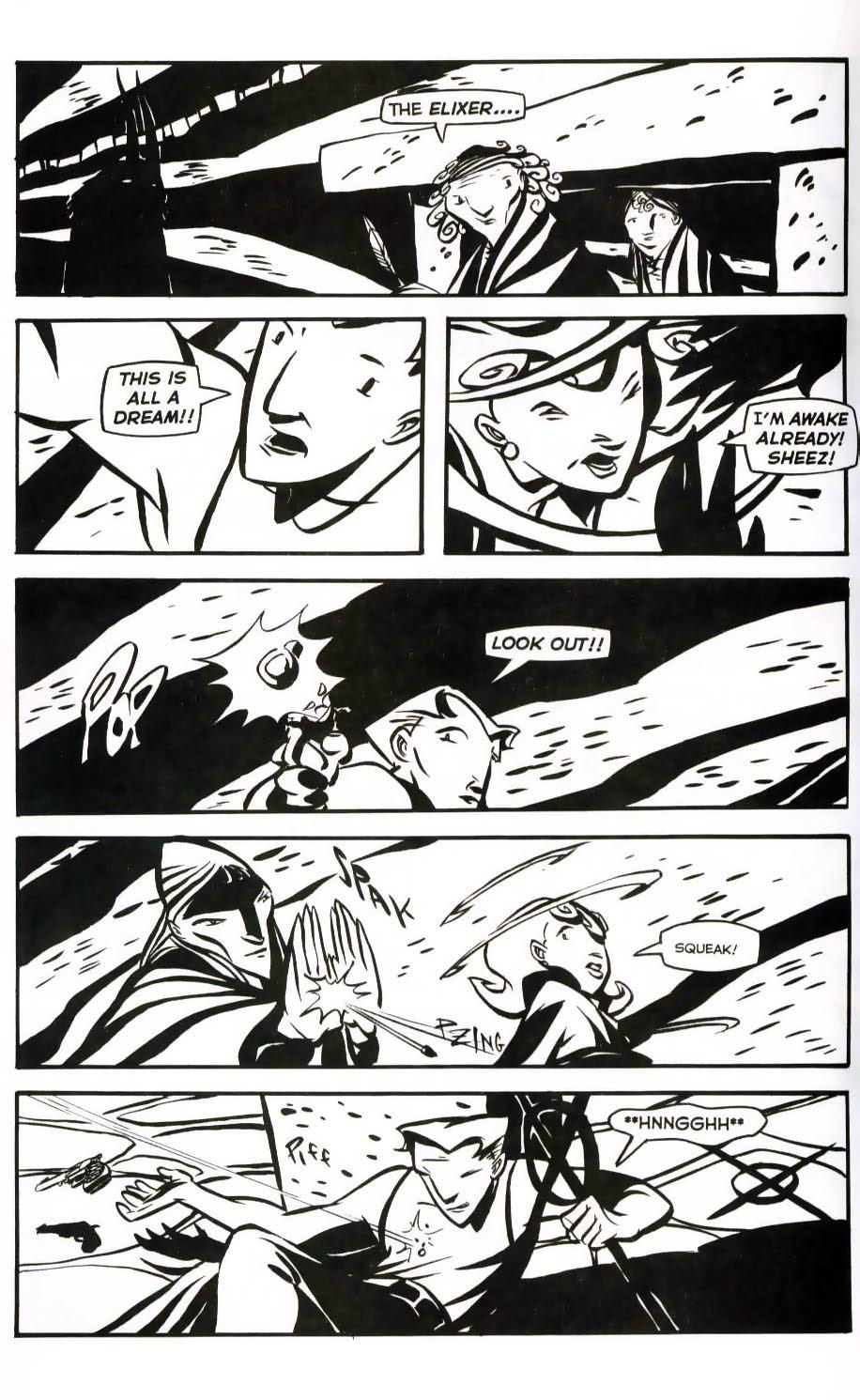 Soulwind #8 #8 - English 24