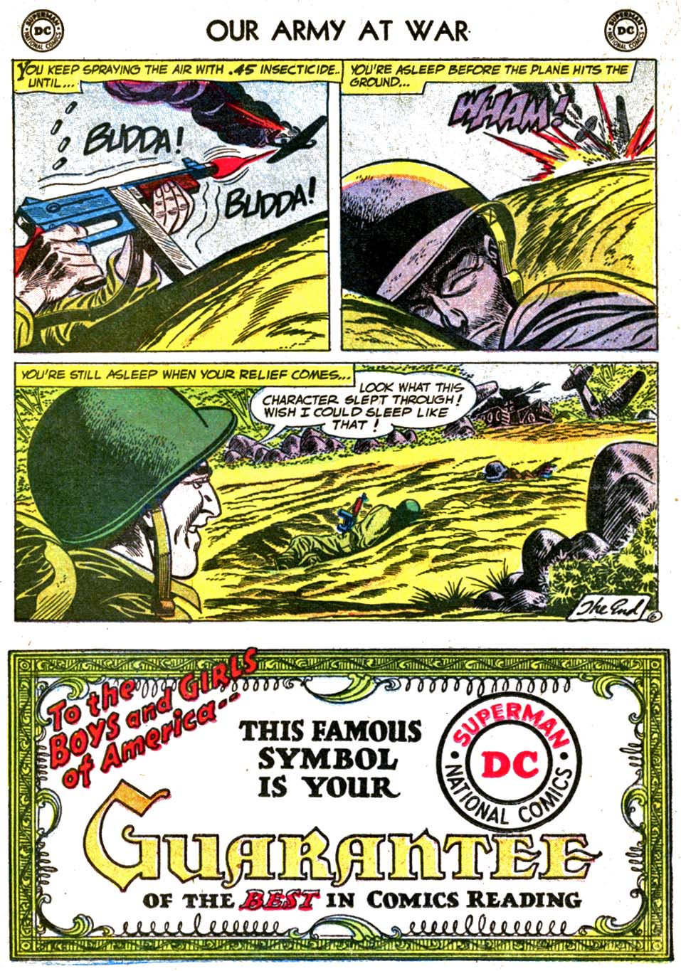 Our Army at War (1952) issue 58 - Page 15