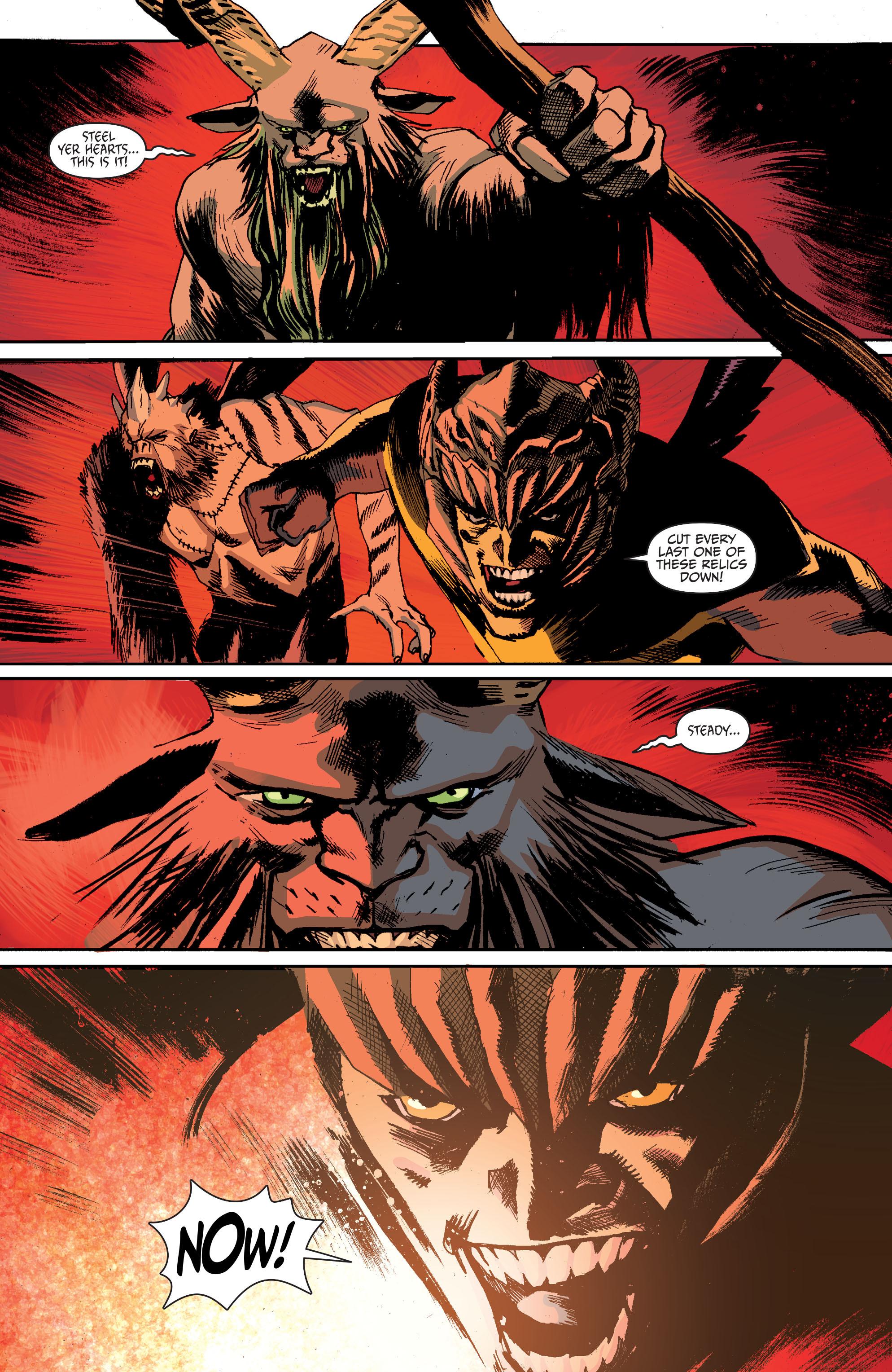 Read online Animal Man (2011) comic -  Issue #27 - 15
