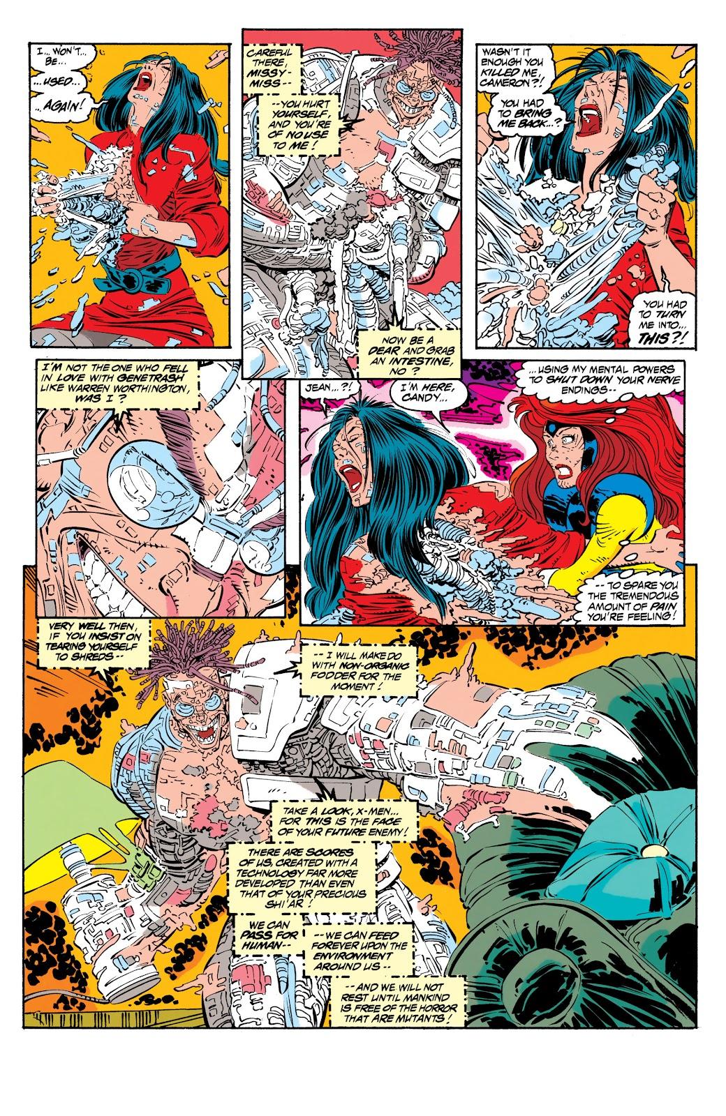 Uncanny X-Men (1963) issue 306 - Page 19
