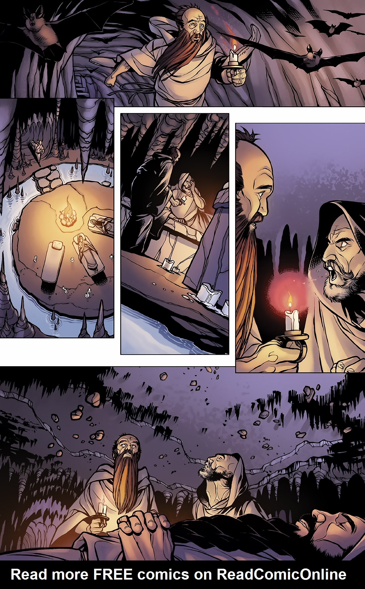 Read online Magus comic -  Issue #2 - 28