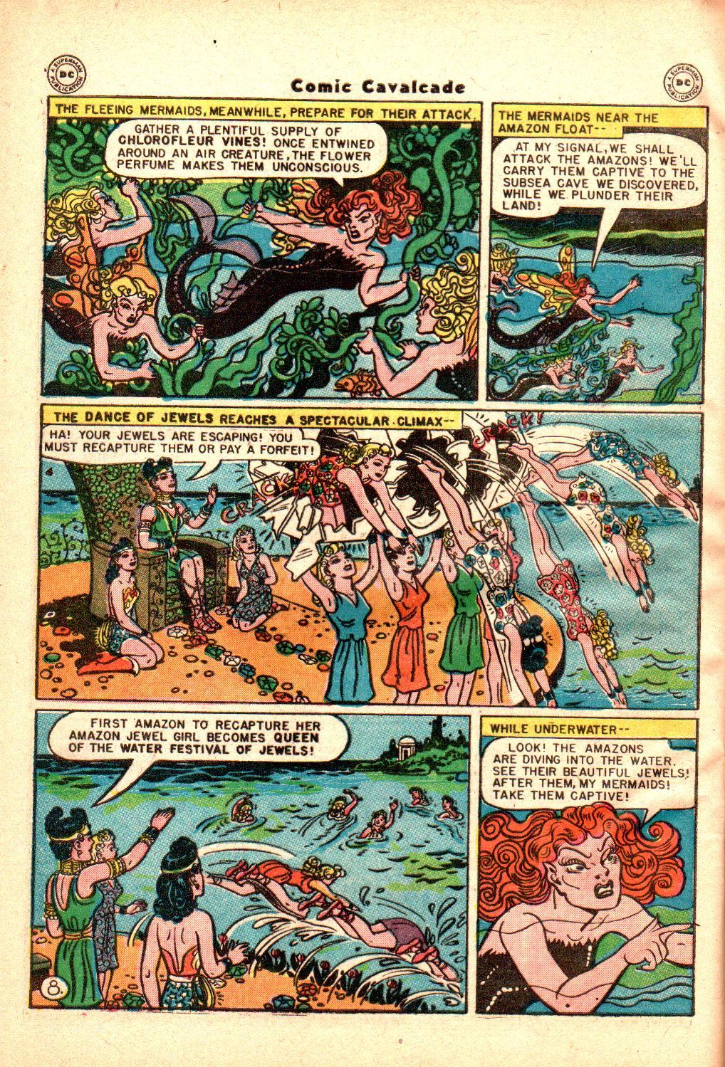 Comic Cavalcade issue 21 - Page 10