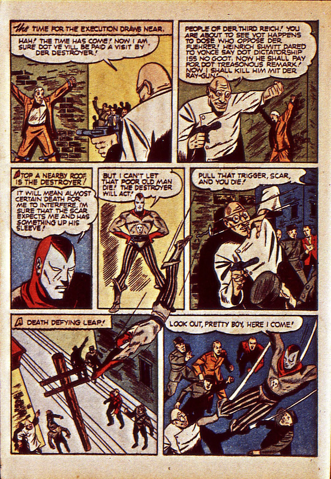 Mystic Comics (1940) issue 6 - Page 31