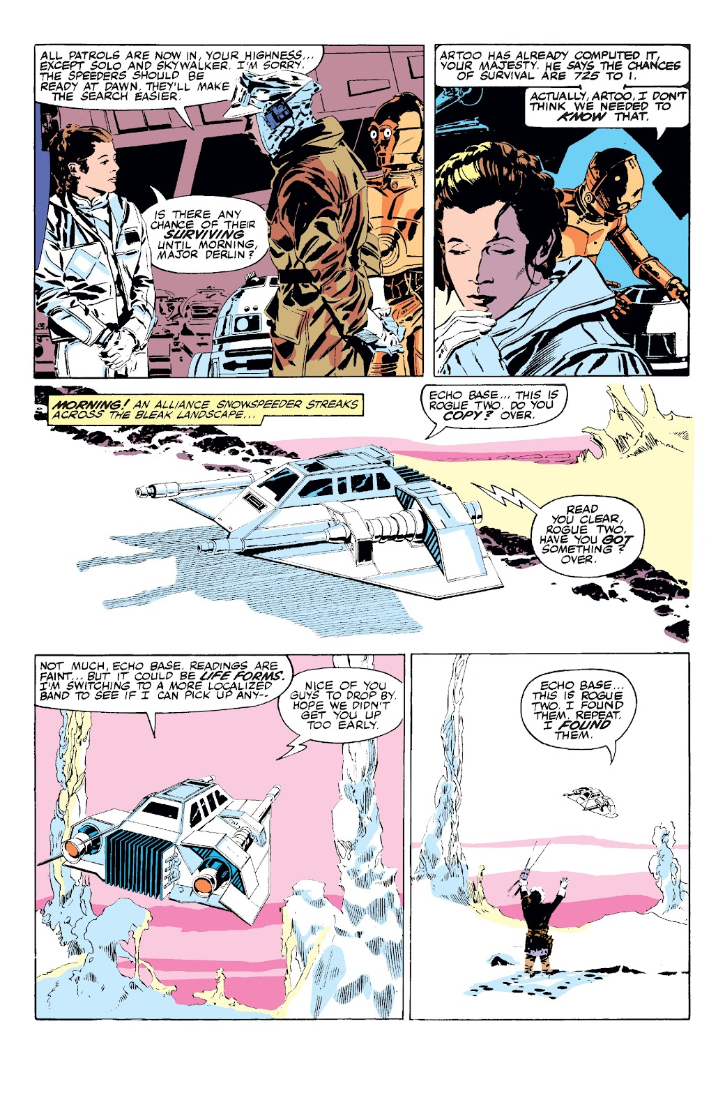 Read online Star Wars Legends: The Original Marvel Years - Epic Collection comic -  Issue # TPB 3 (Part 1) - 18