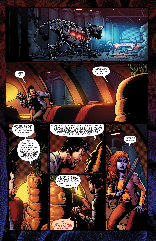 Read online Ballistic (2013) comic -  Issue #5 - 4