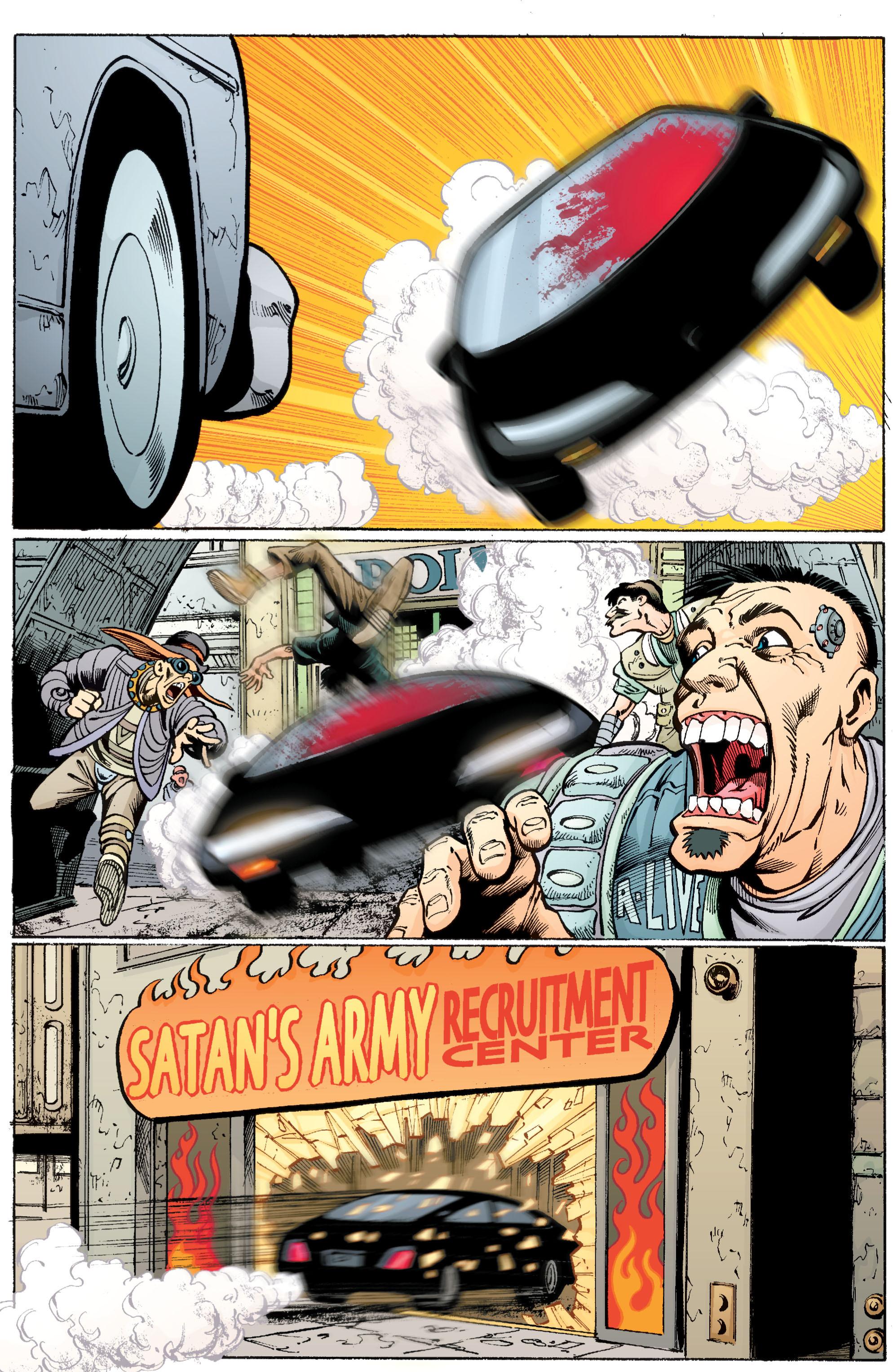 Read online Transmetropolitan comic -  Issue #55 - 20