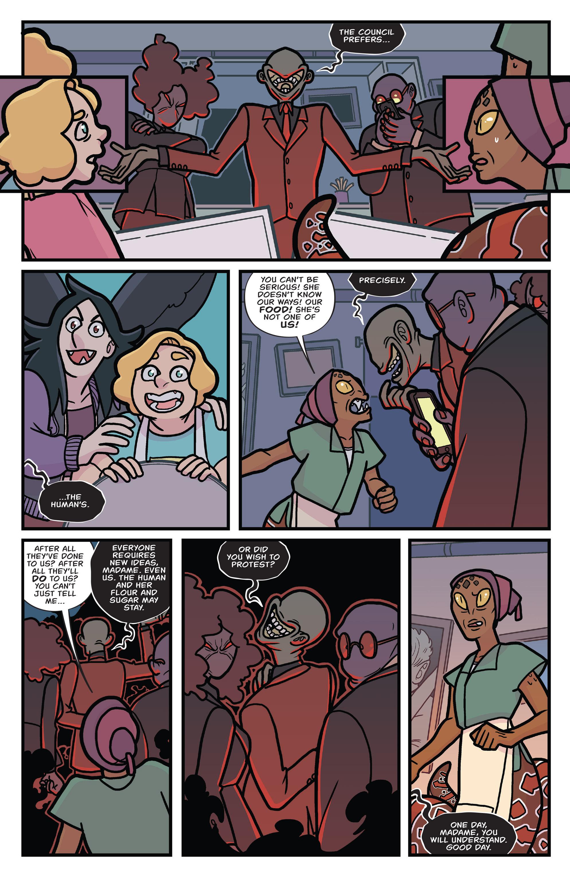 Read online Brave Chef Brianna comic -  Issue #4 - 14
