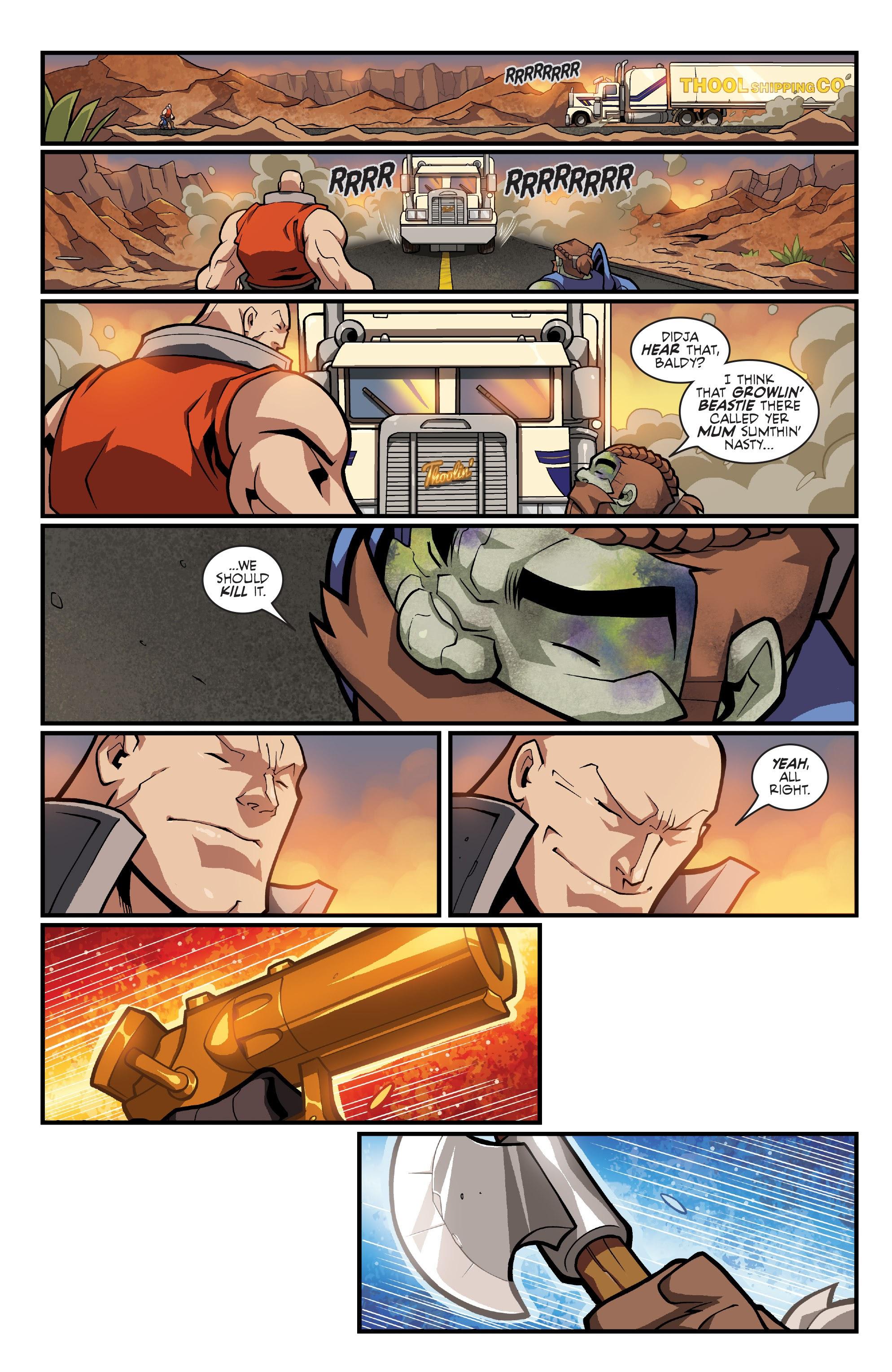 Read online Skullkickers comic -  Issue #100 - 20