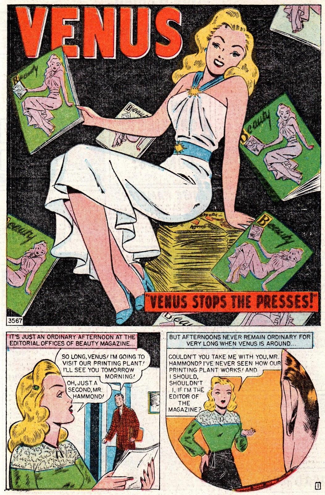 Venus (1948) issue 2 - Page 12