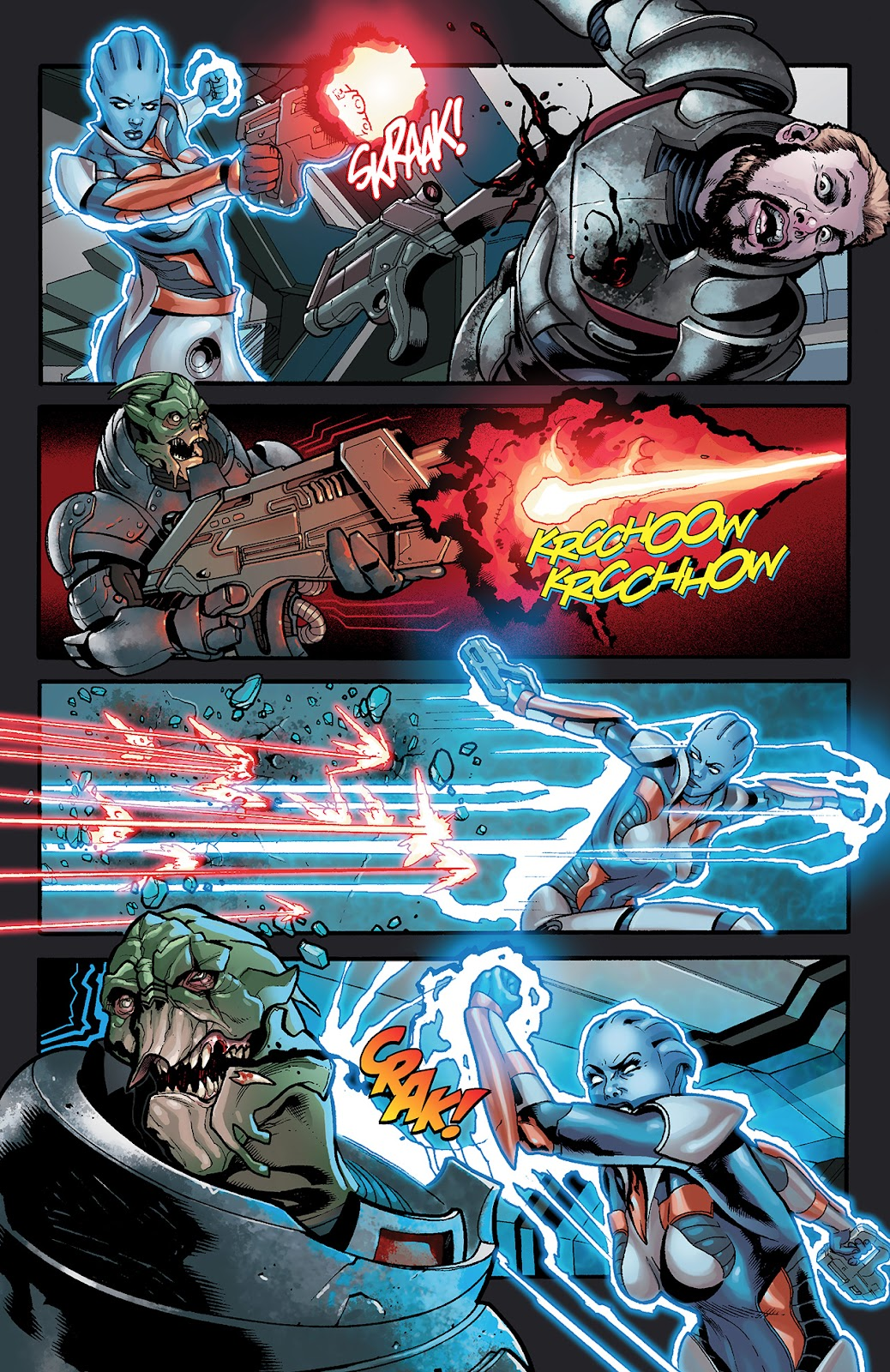 Mass Effect: Redemption Issue #4 #4 - English 4