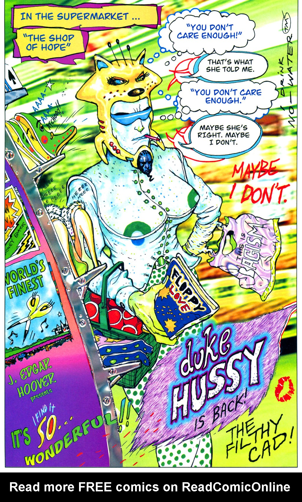 Read online Solo (2004) comic -  Issue #12 - 6