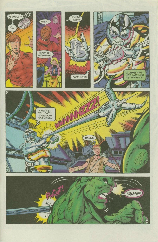 Read online Ex-Mutants comic -  Issue #7 - 26
