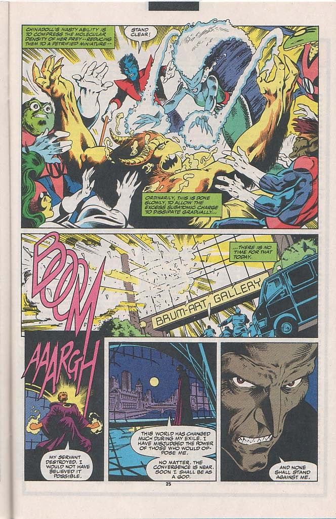 Excalibur (1988) issue 45 - Page 19