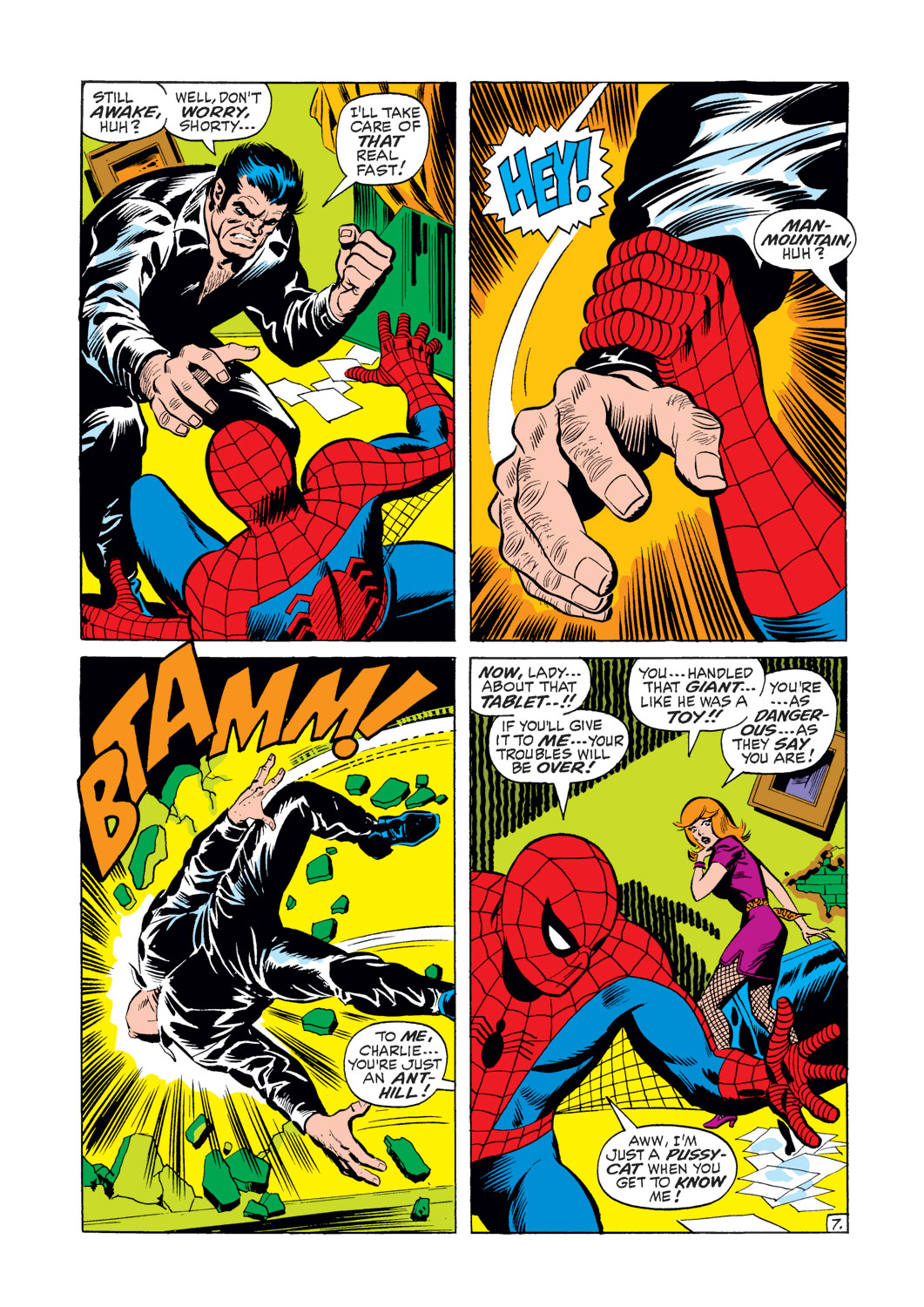 The Amazing Spider-Man (1963) 73 Page 7