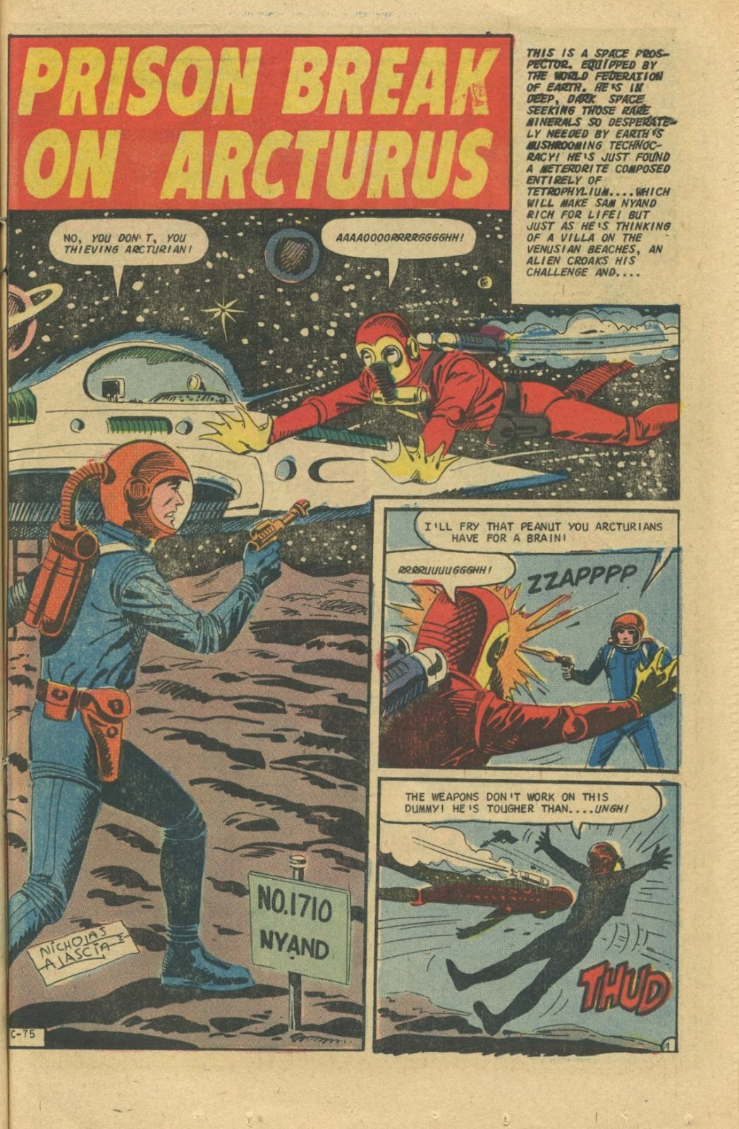 Space Adventures (1968) issue 8 - Page 15