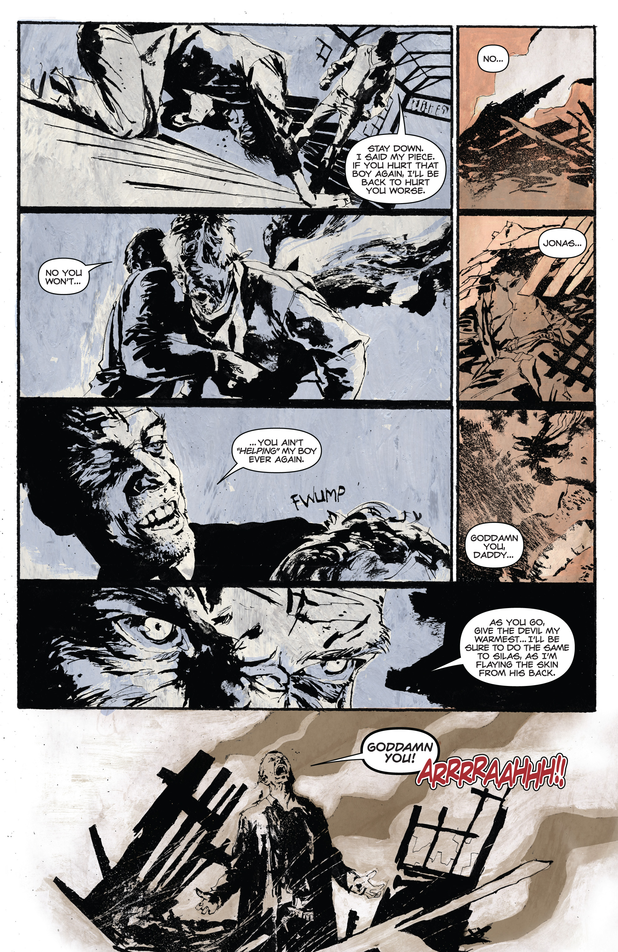 Read online Dead Irons comic -  Issue # TPB - 78