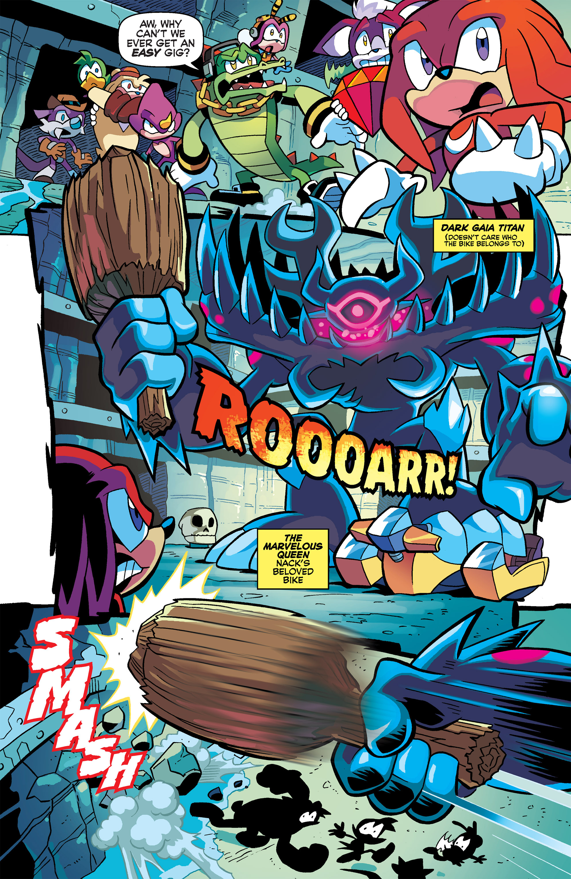 Read online Sonic Universe comic -  Issue #65 - 16