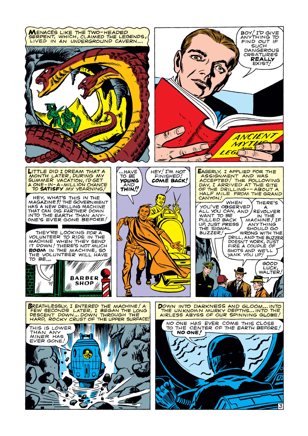 Tales to Astonish (1959) issue 22 - Page 4
